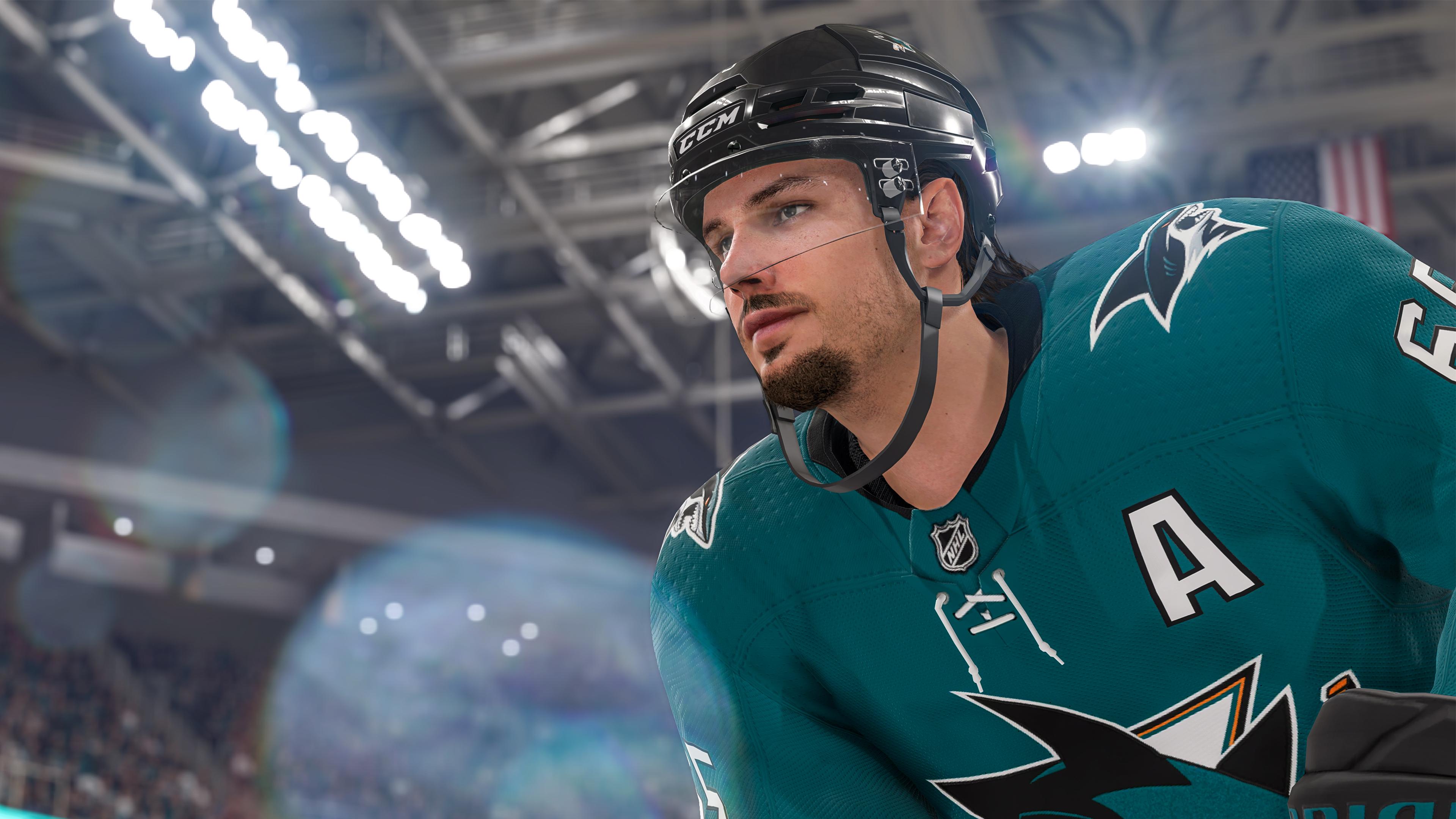 Скриншот №4 к NHL 22 PS5
