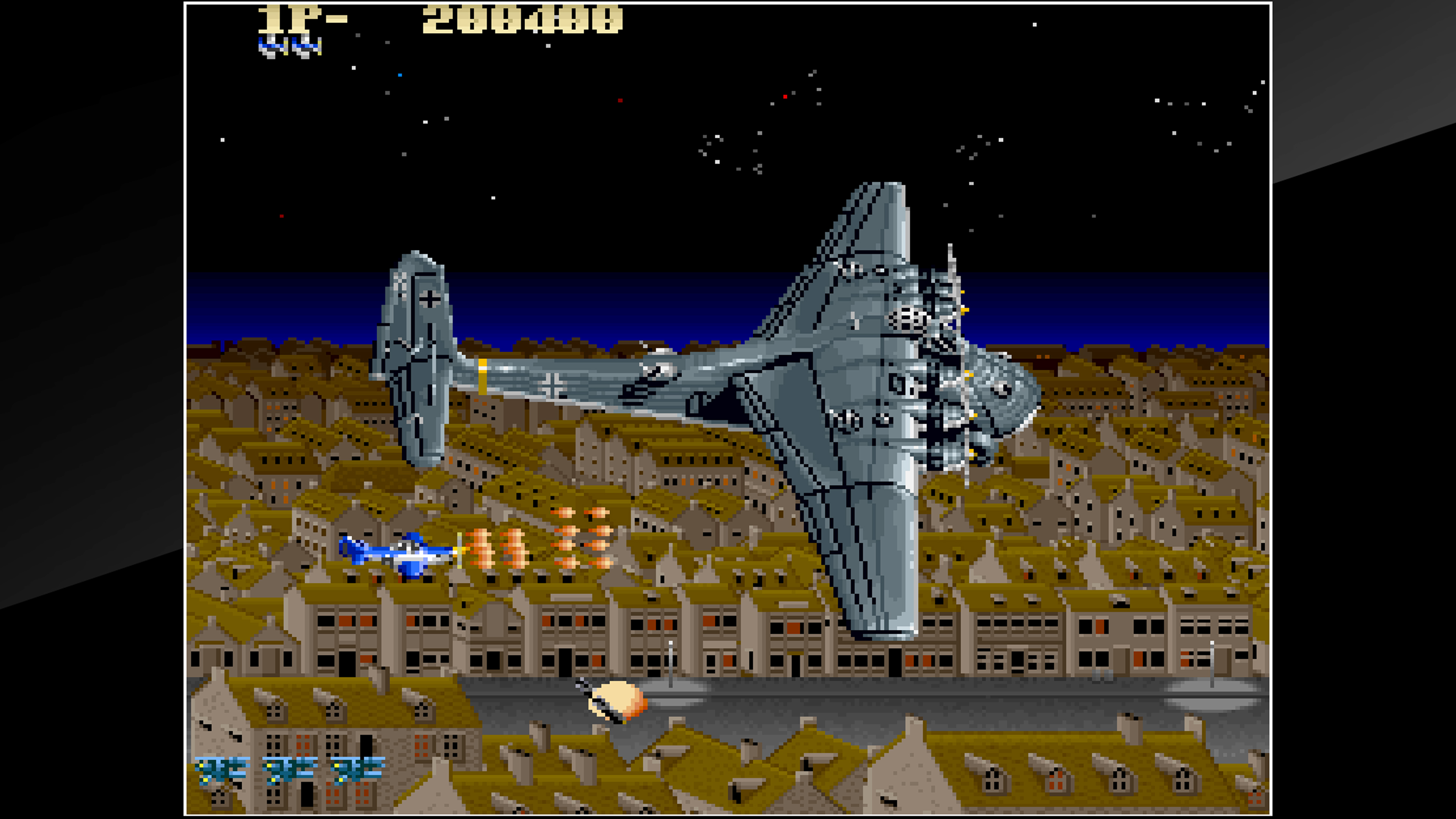 Скриншот №10 к Arcade Archives USAAF MUSTANG