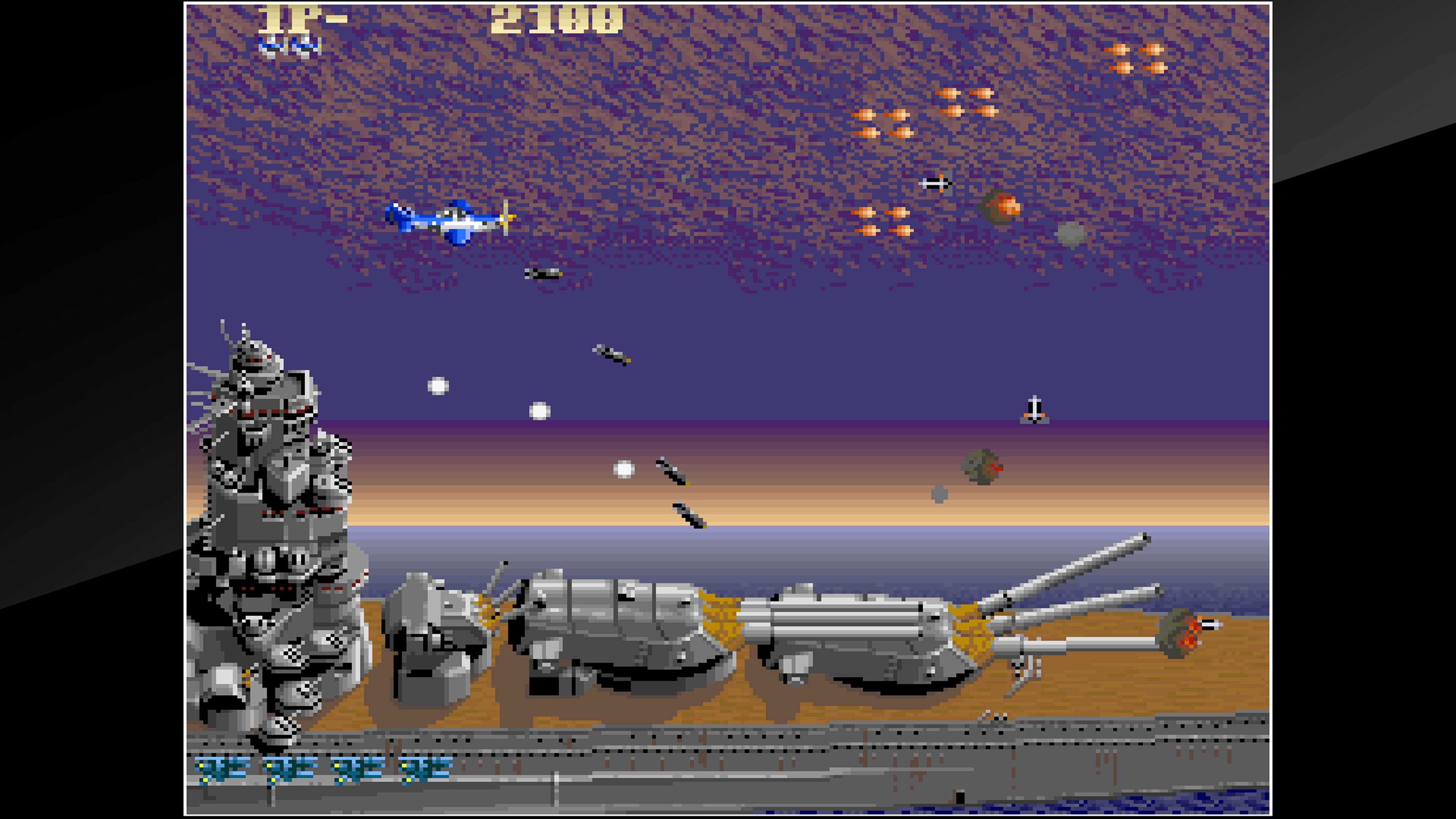 Скриншот №9 к Arcade Archives USAAF MUSTANG