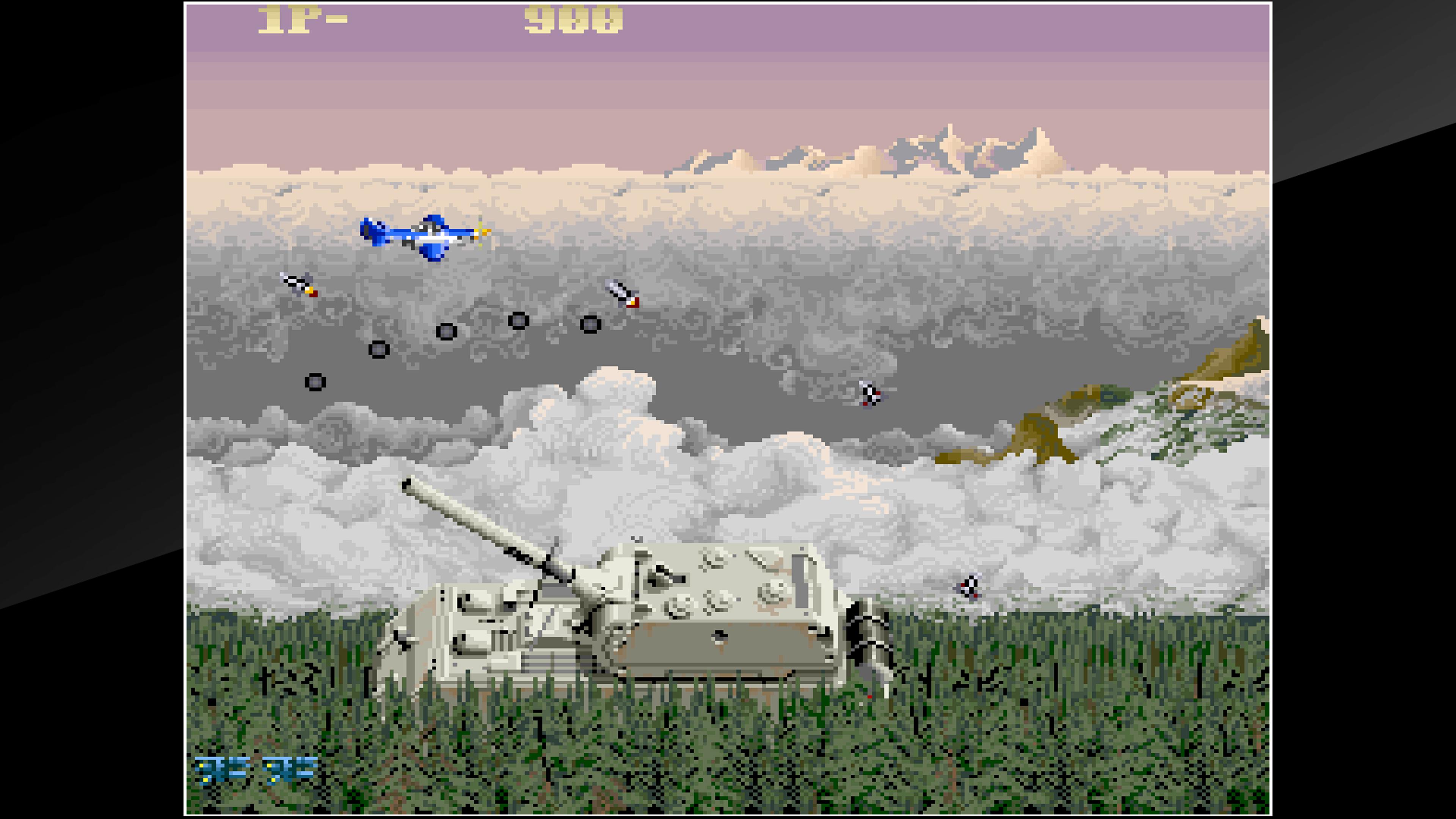 Скриншот №8 к Arcade Archives USAAF MUSTANG