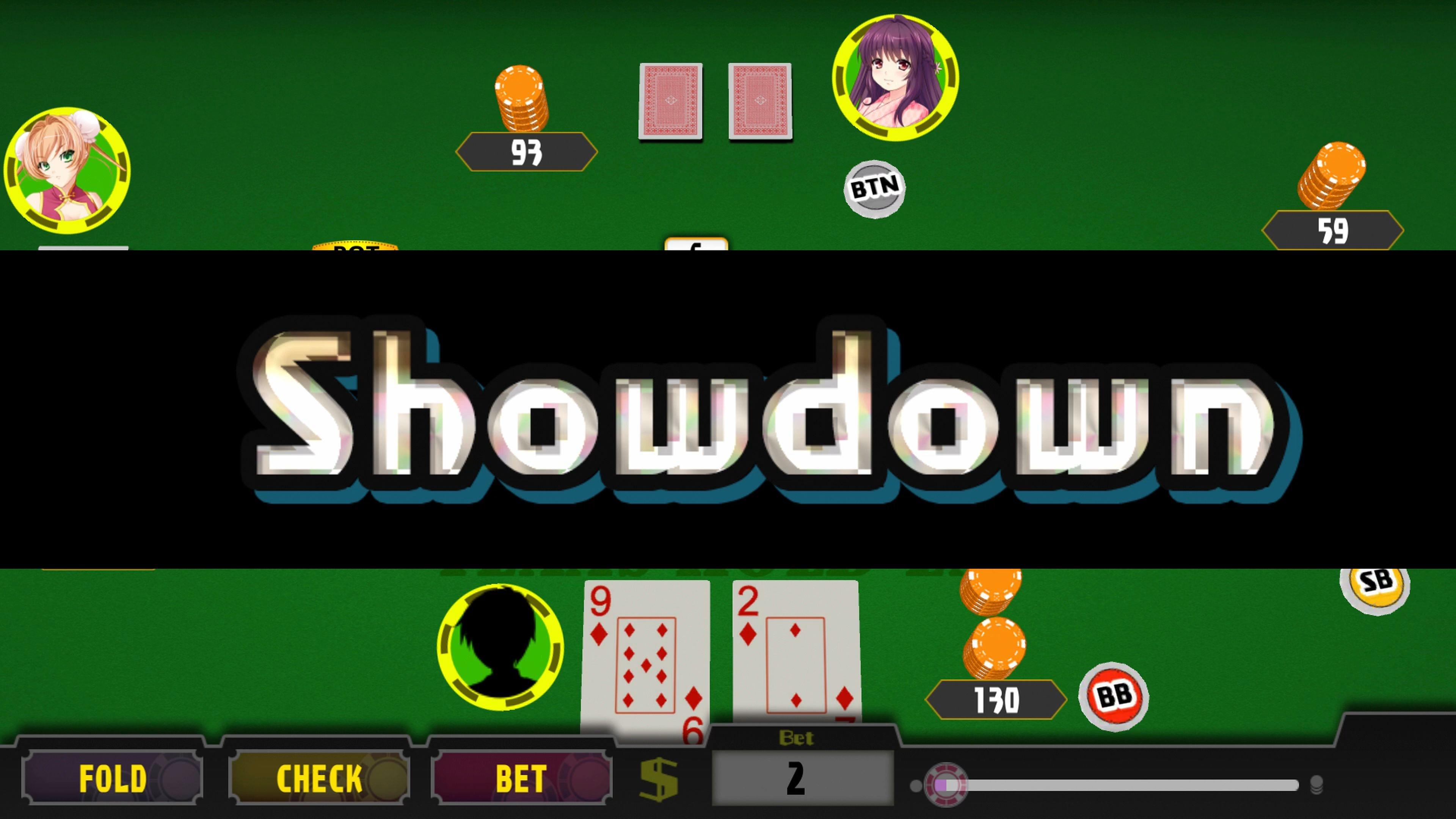 Скриншот №4 к Poker Pretty Girls Battle Texas Holdem PS4 and PS5