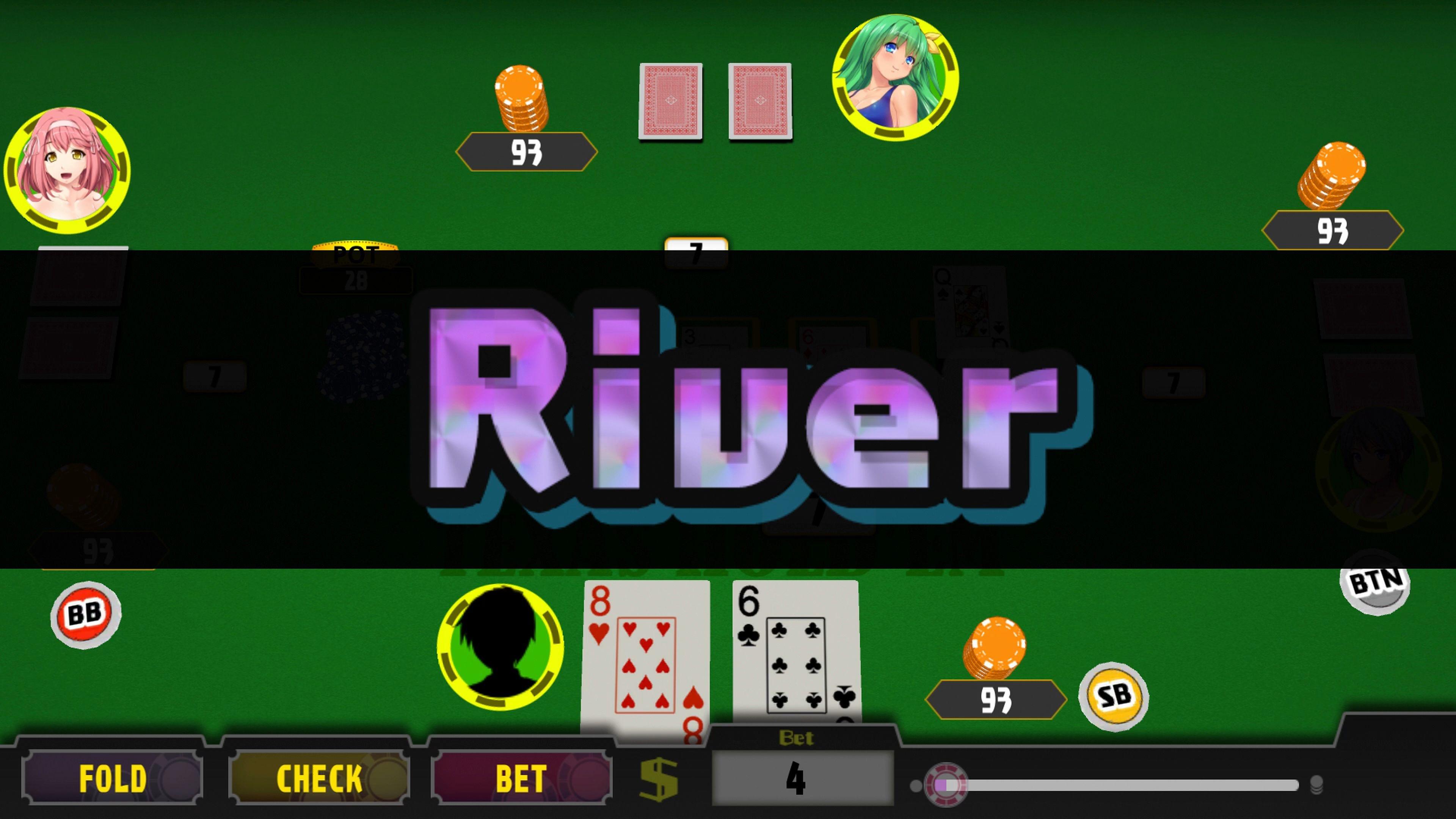 Скриншот №10 к Poker Pretty Girls Battle Texas Holdem PS4 and PS5