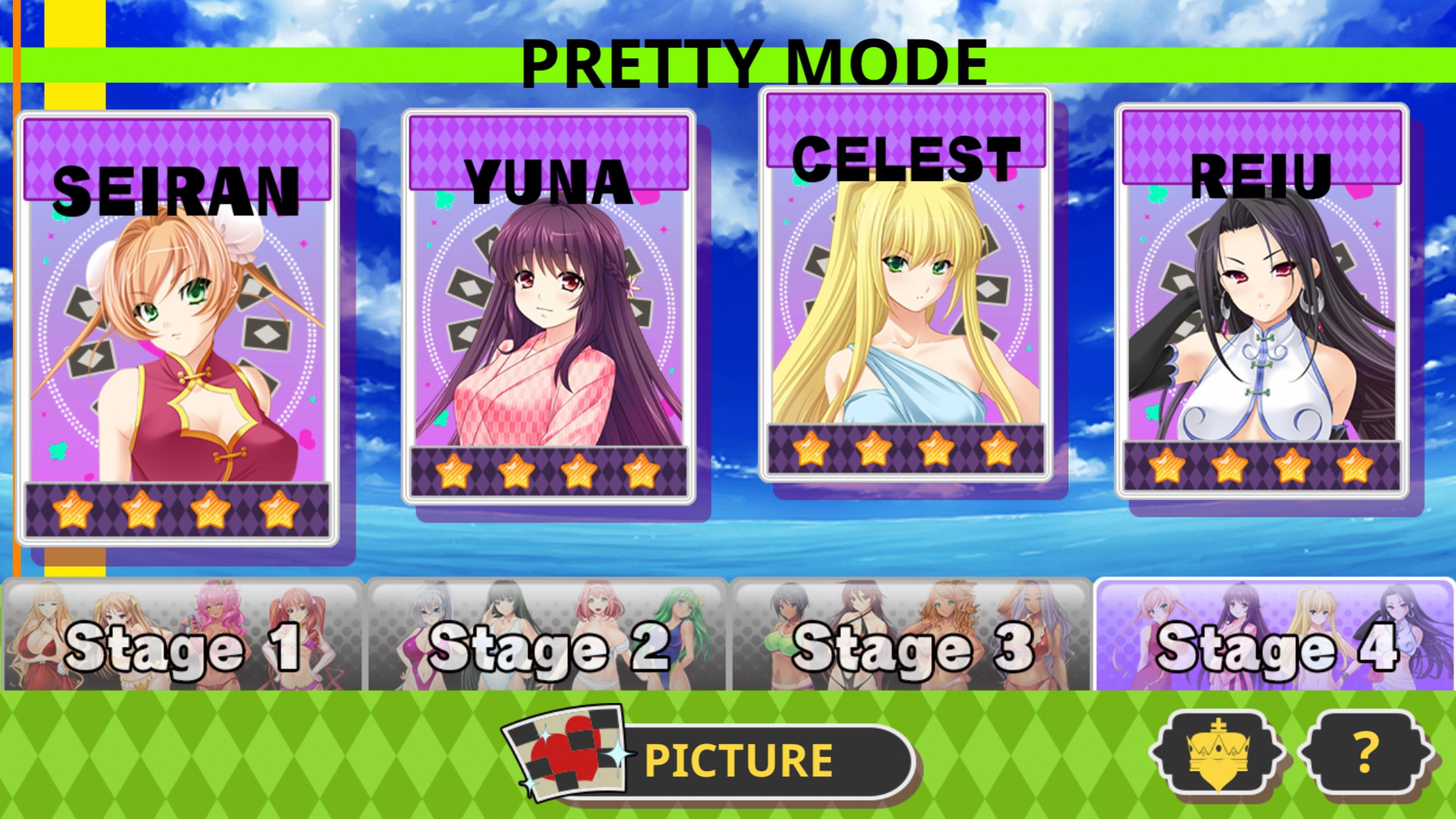 Скриншот №6 к Poker Pretty Girls Battle Texas Holdem PS4 and PS5