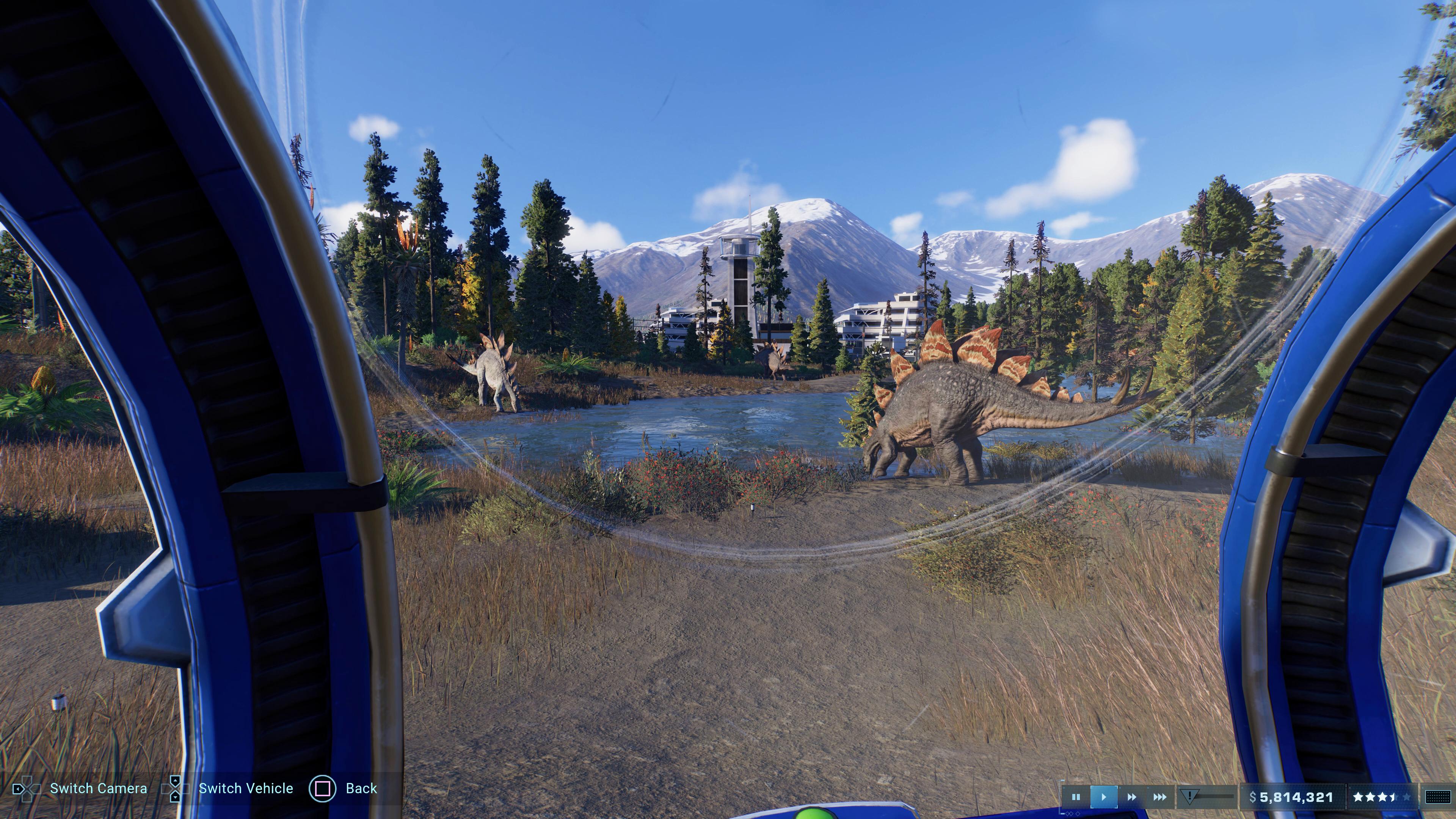 Скриншот №6 к Jurassic World Evolution 2 PS4 and PS5