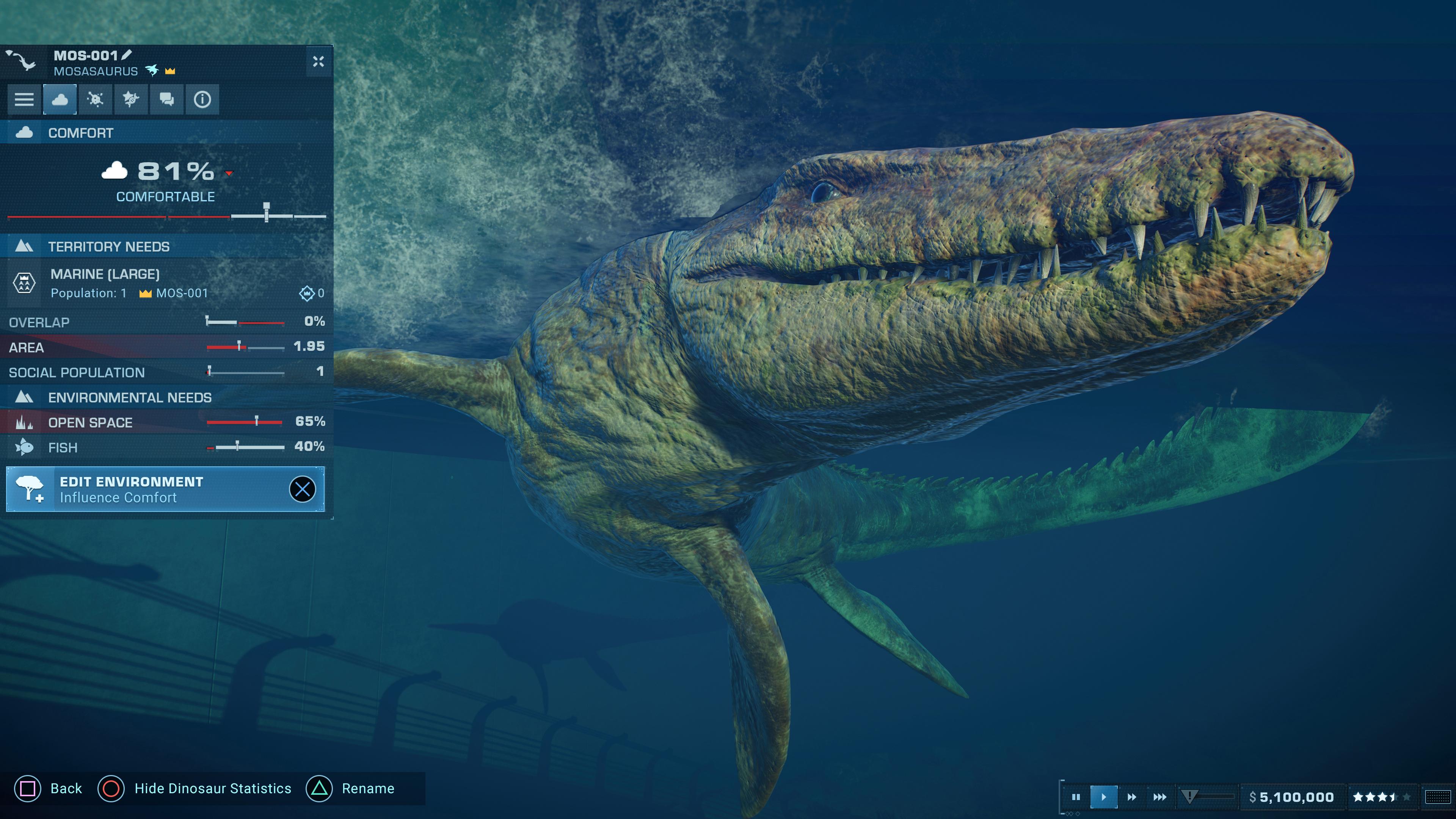 Скриншот №2 к Jurassic World Evolution 2 PS4 and PS5