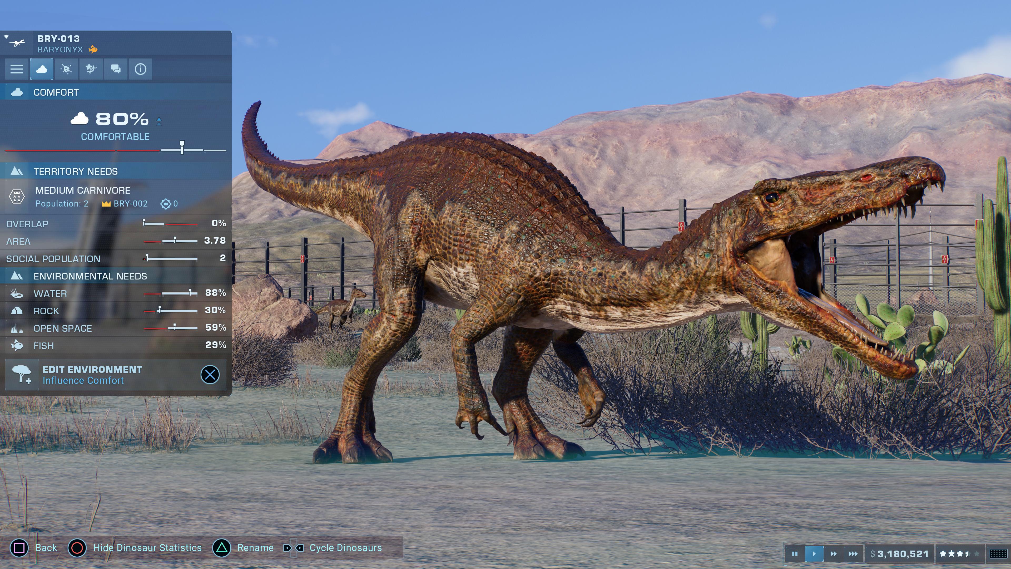 Скриншот №5 к Jurassic World Evolution 2 PS4 and PS5