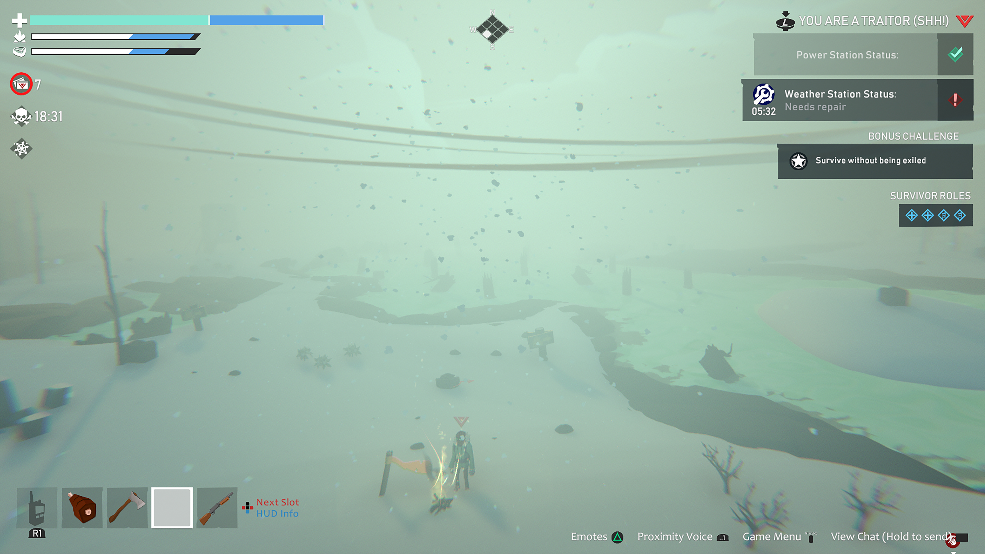 Скриншот №4 к Project Winter