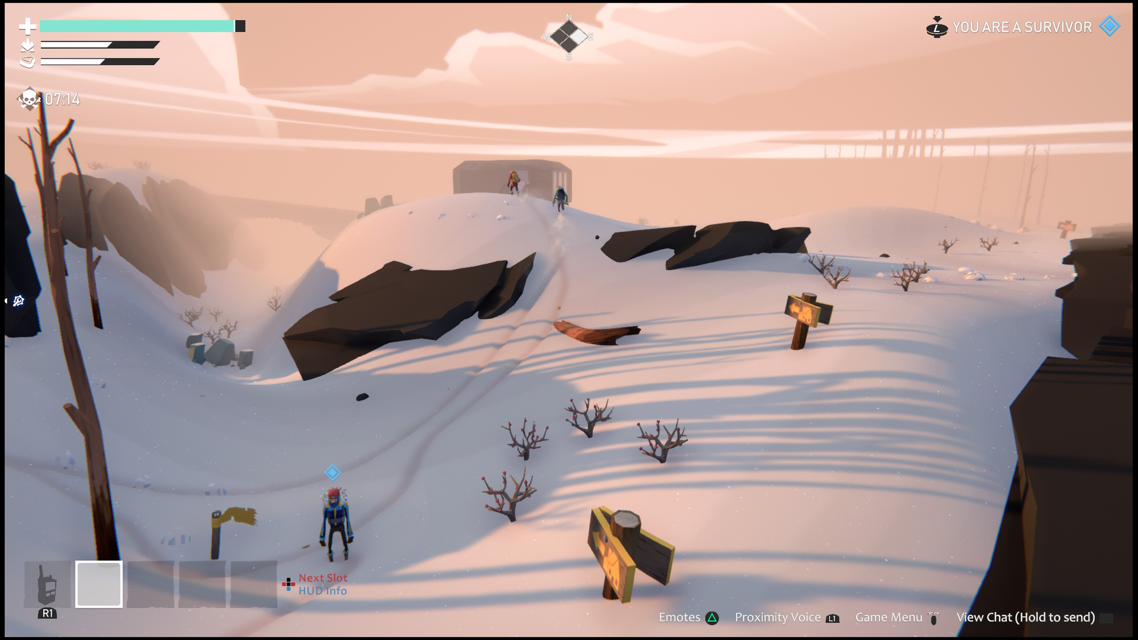 Скриншот №7 к Project Winter