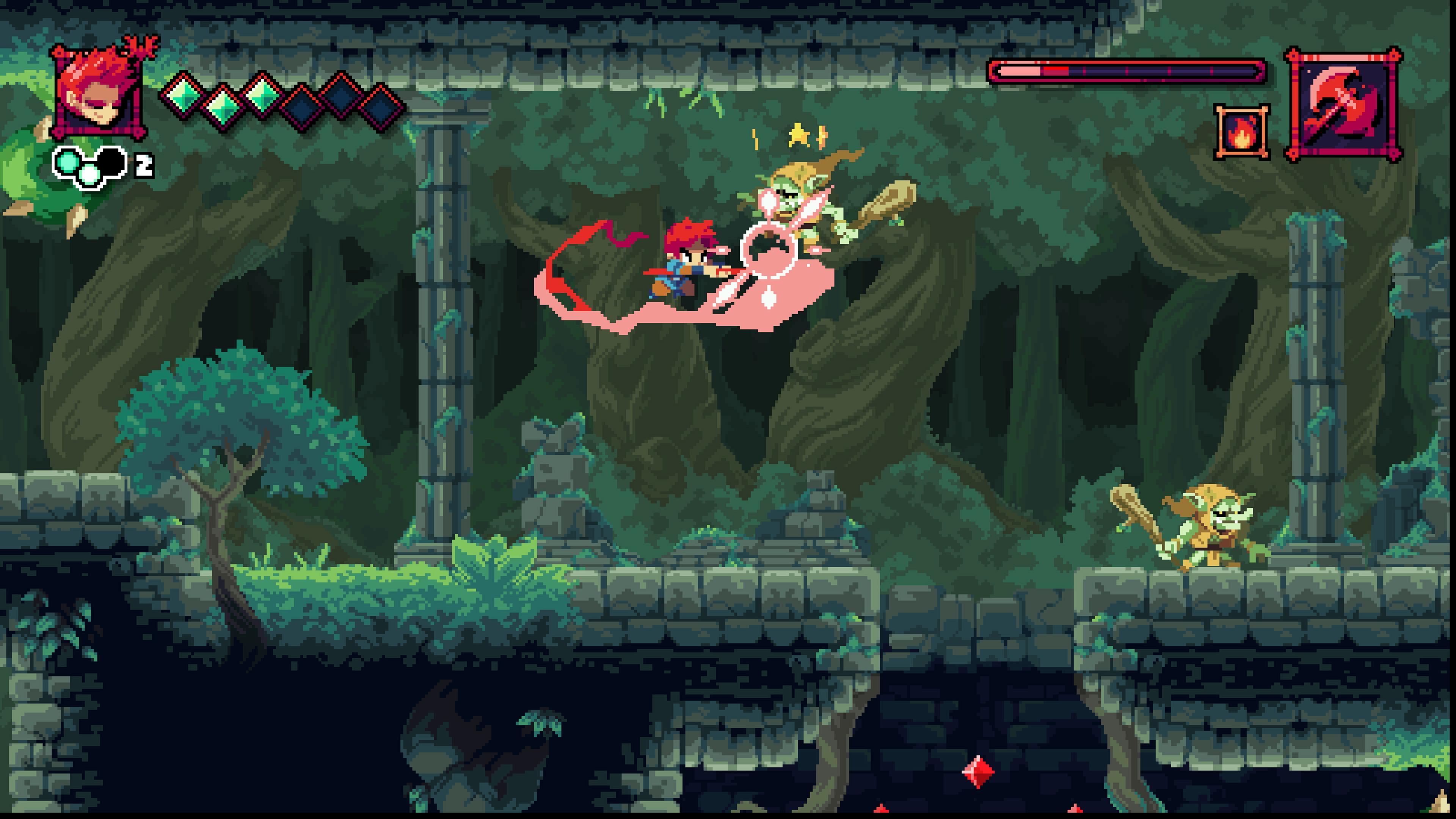 Скриншот №7 к Flynn Son of Crimson
