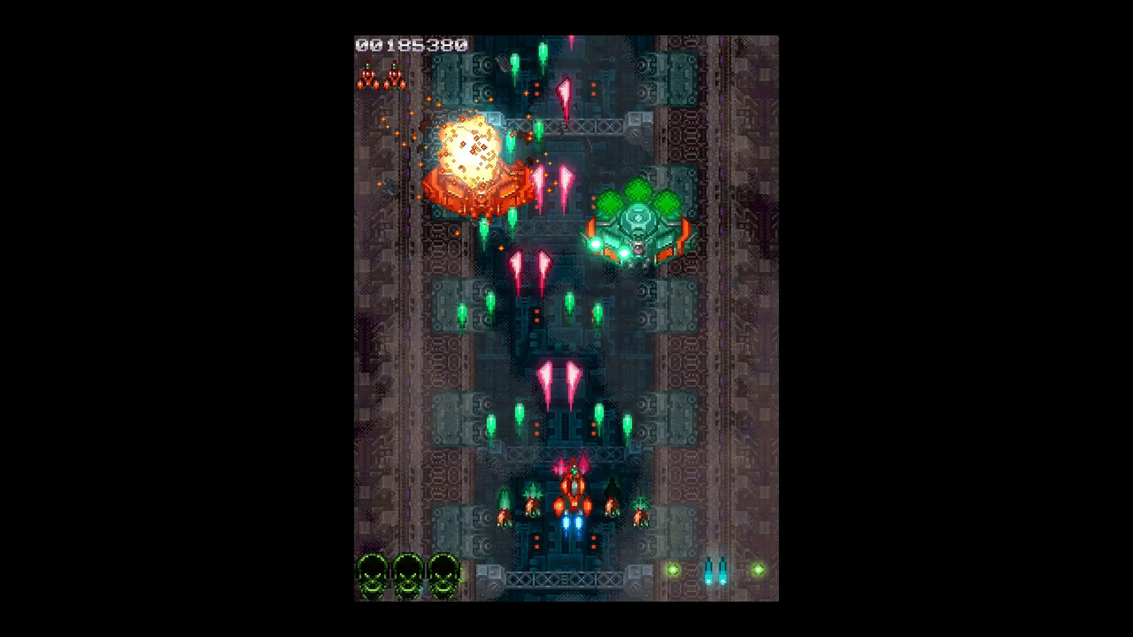 Скриншот №4 к Crisis Wing PS4 and PS5