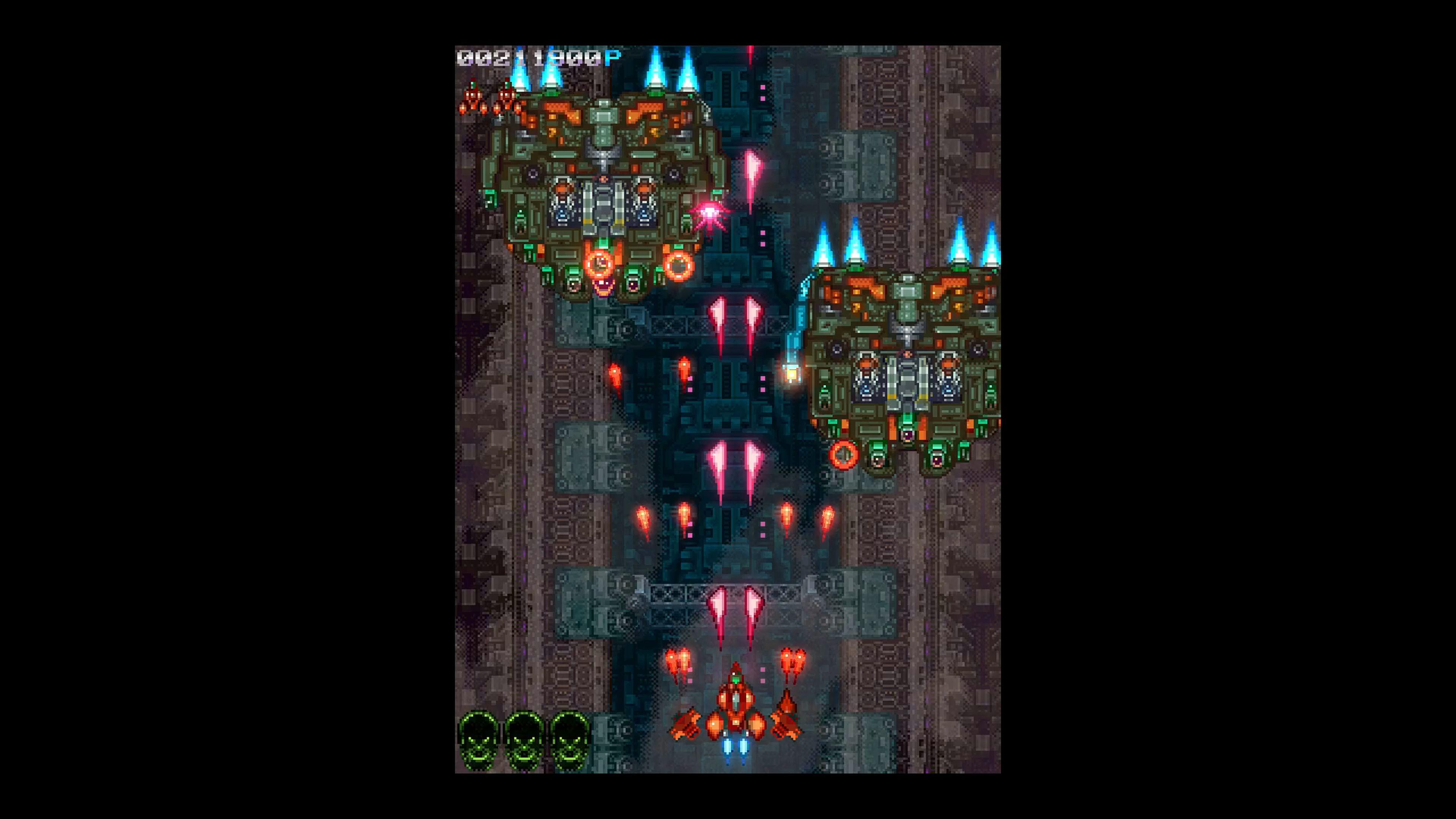 Скриншот №9 к Crisis Wing PS4 and PS5