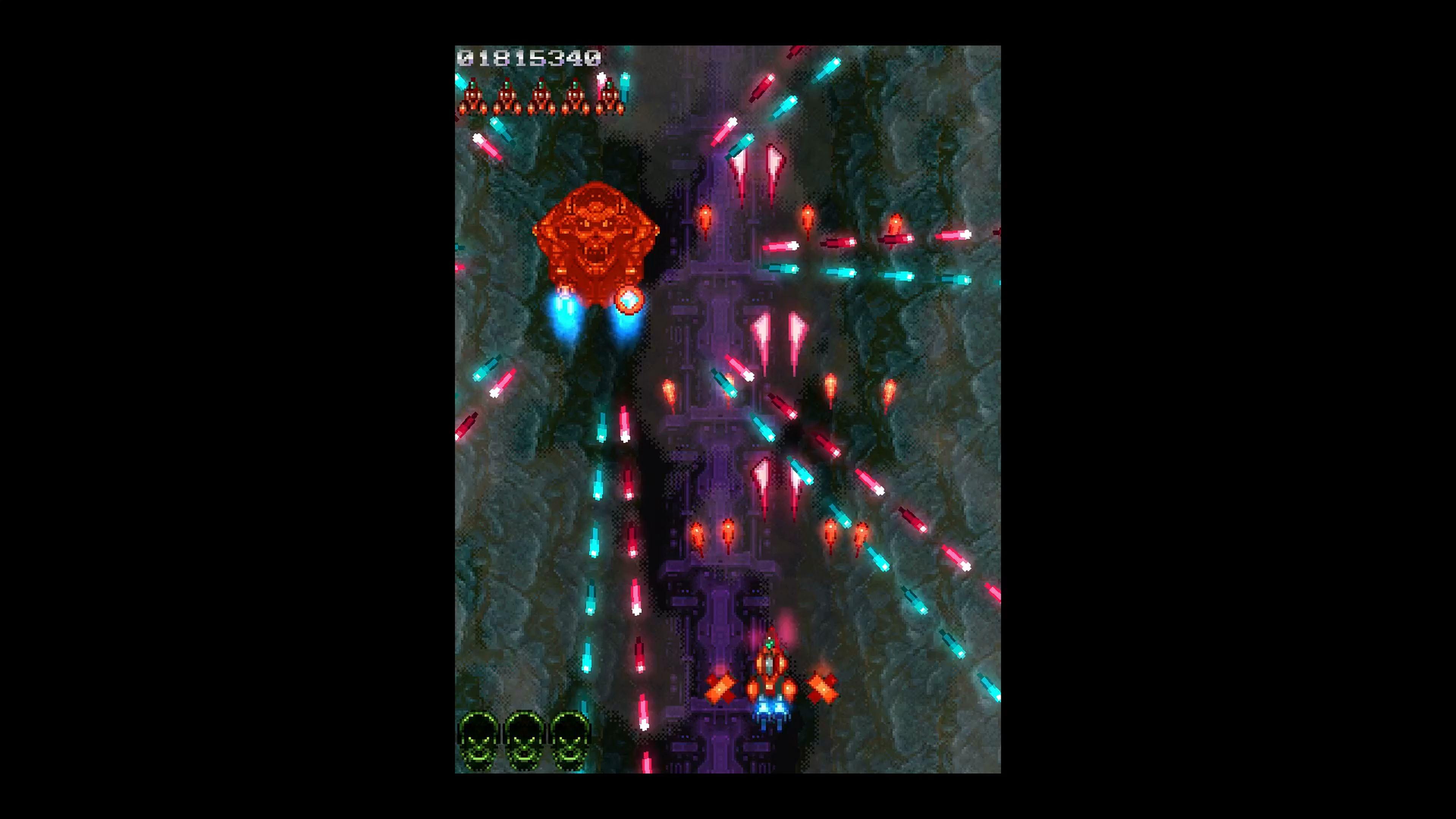 Скриншот №3 к Crisis Wing PS4 and PS5