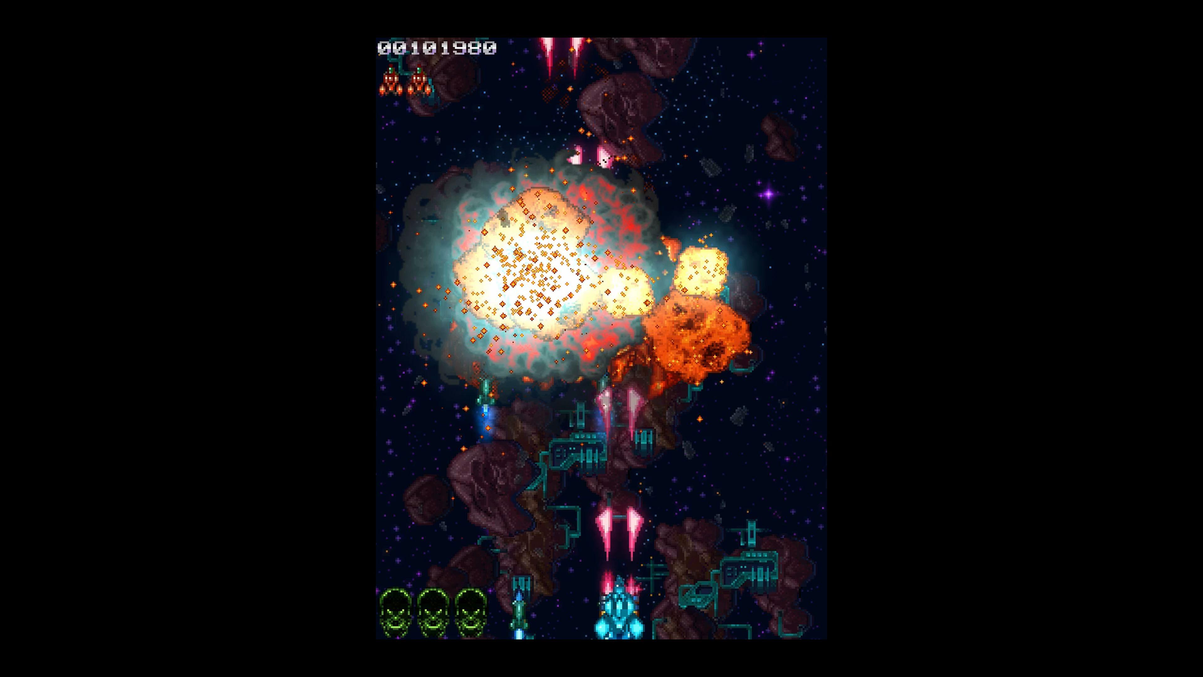 Скриншот №6 к Crisis Wing PS4 and PS5
