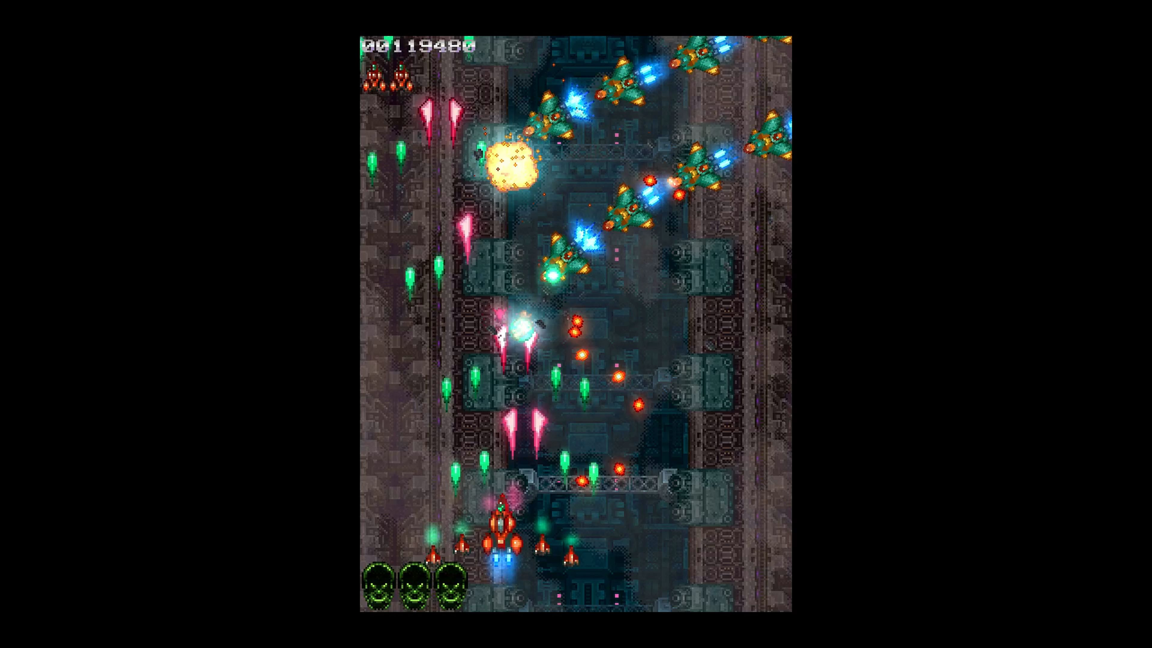 Скриншот №1 к Crisis Wing PS4 and PS5