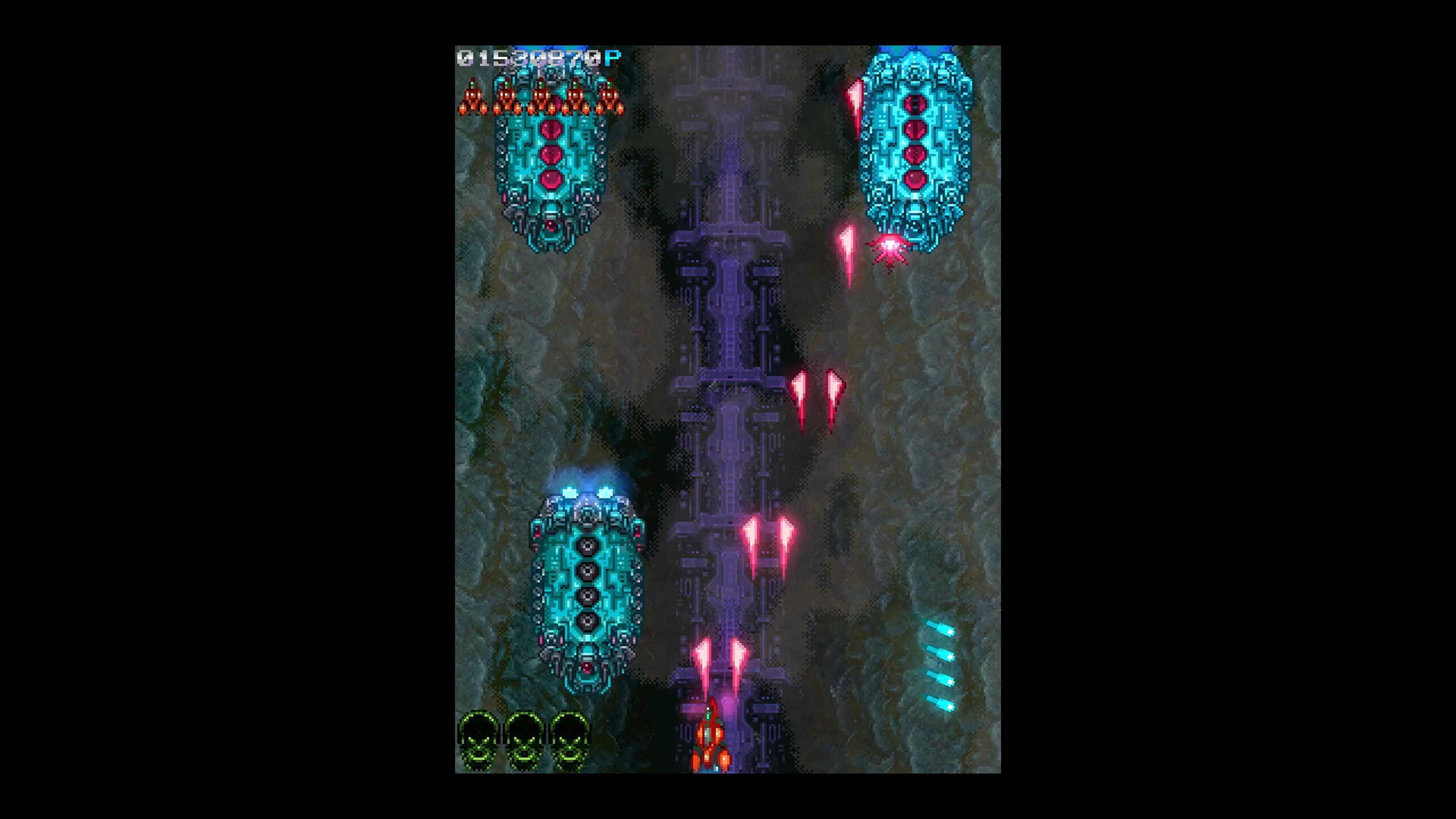 Скриншот №10 к Crisis Wing PS4 and PS5