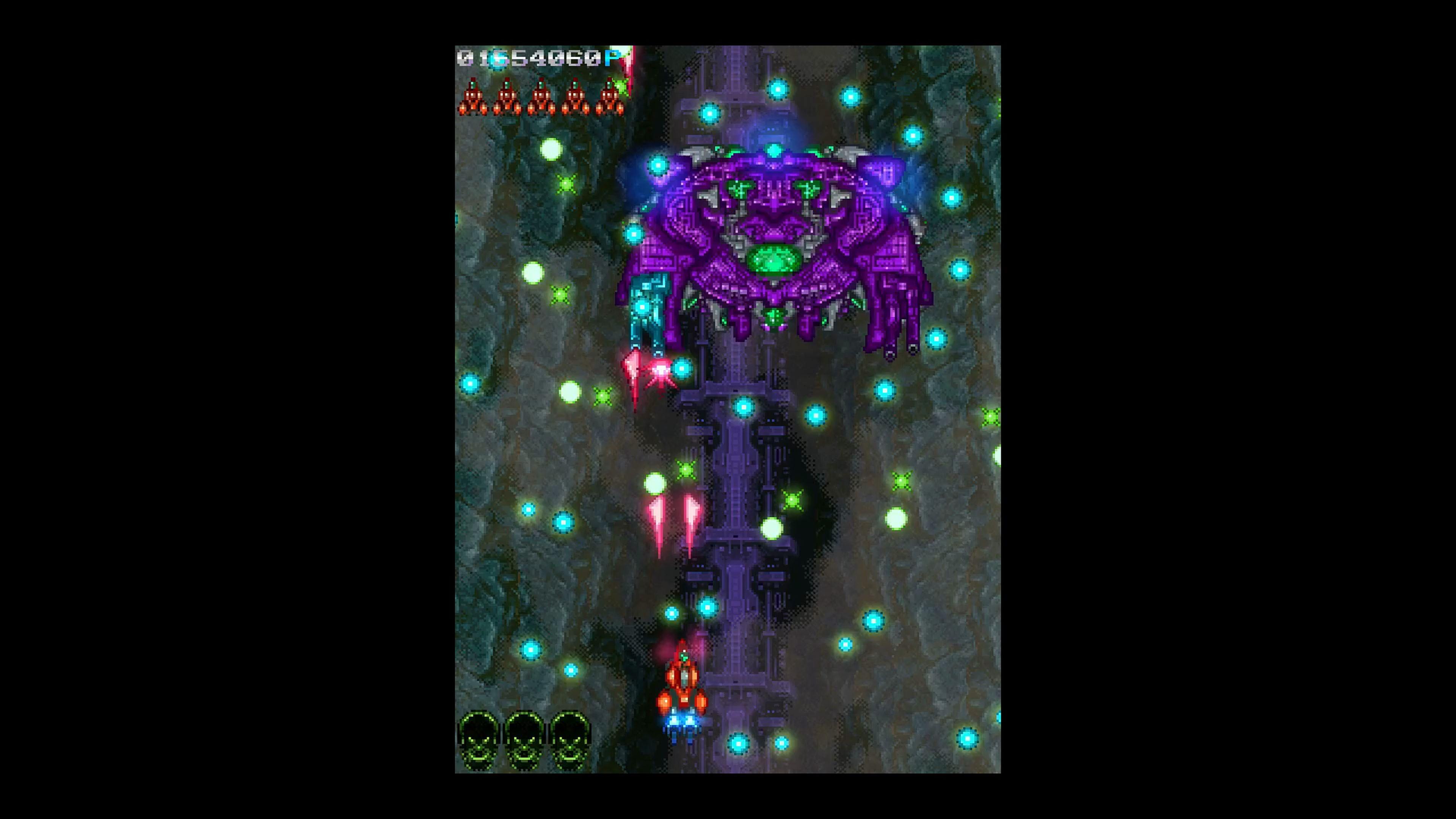 Скриншот №7 к Crisis Wing PS4 and PS5
