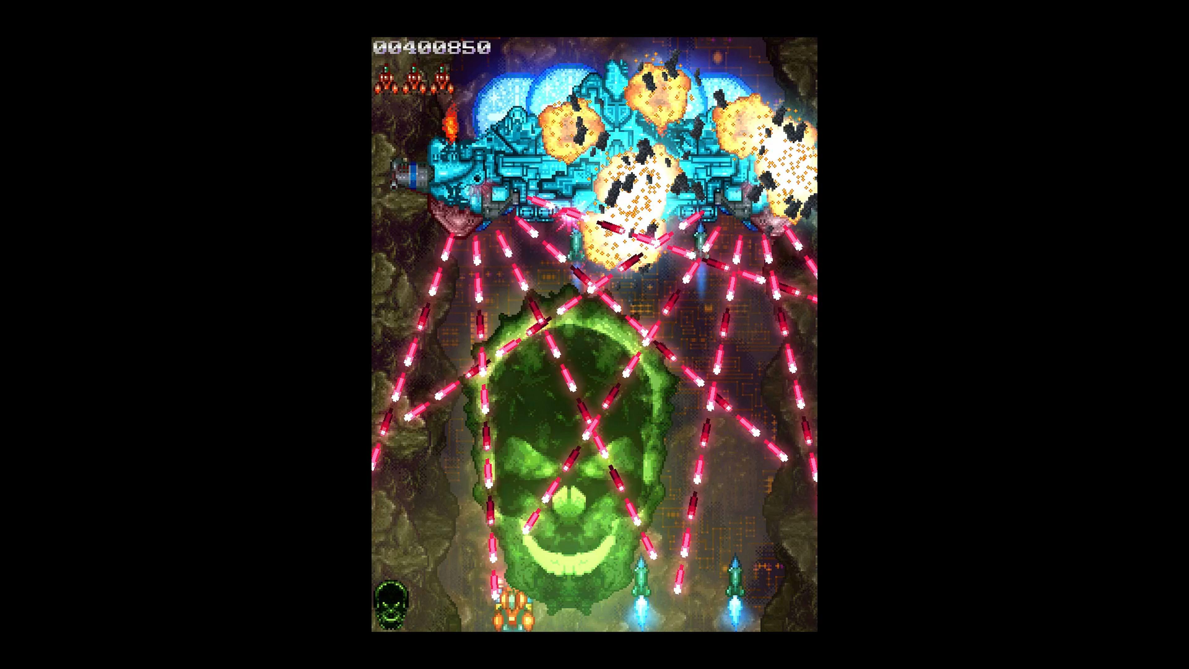 Скриншот №2 к Crisis Wing PS4 and PS5