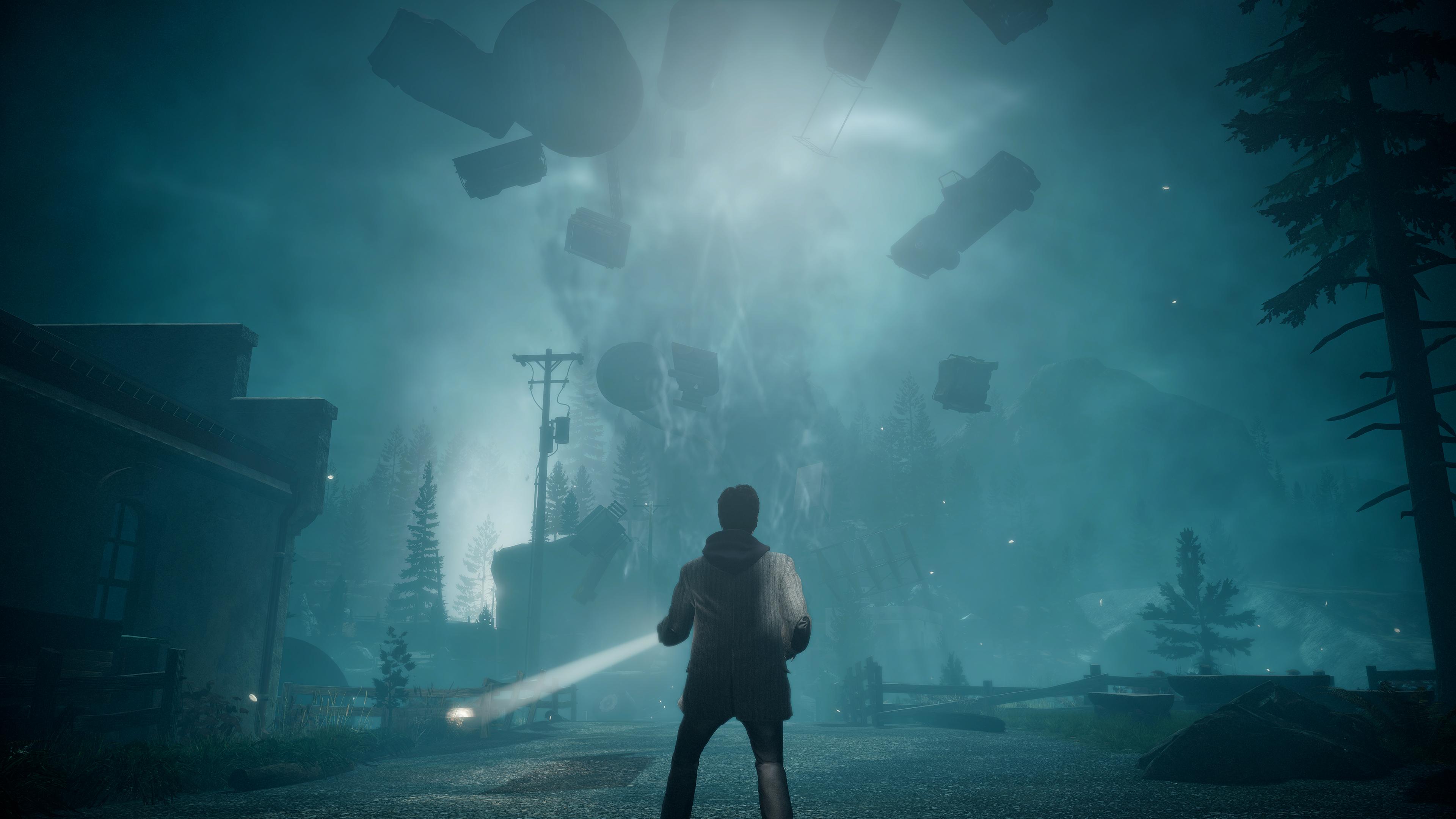 Скриншот №3 к Alan Wake Remastered