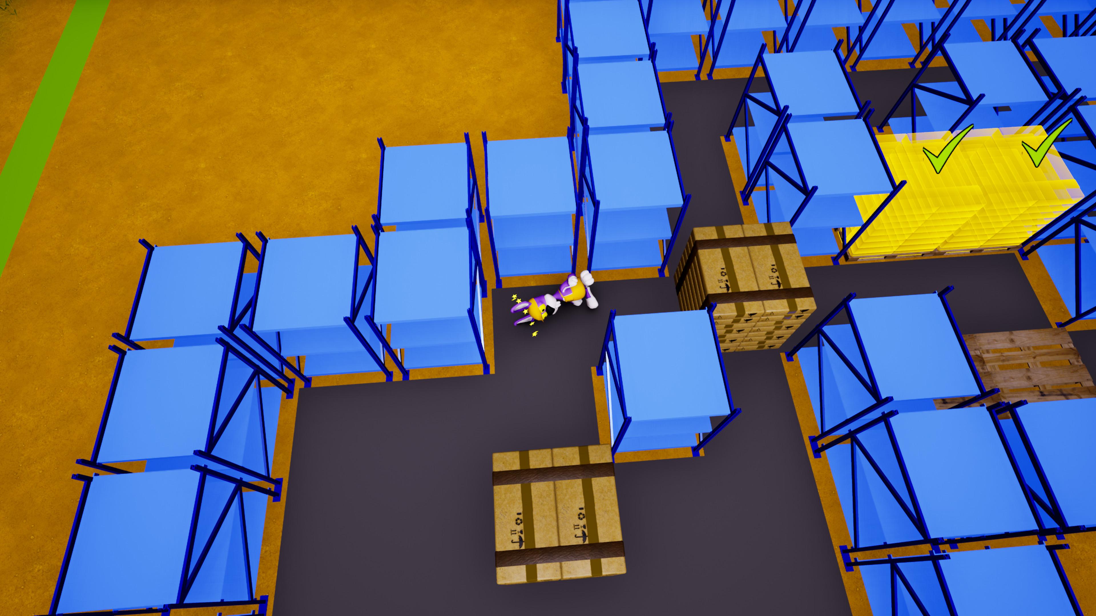 Скриншот №5 к SokoBunny