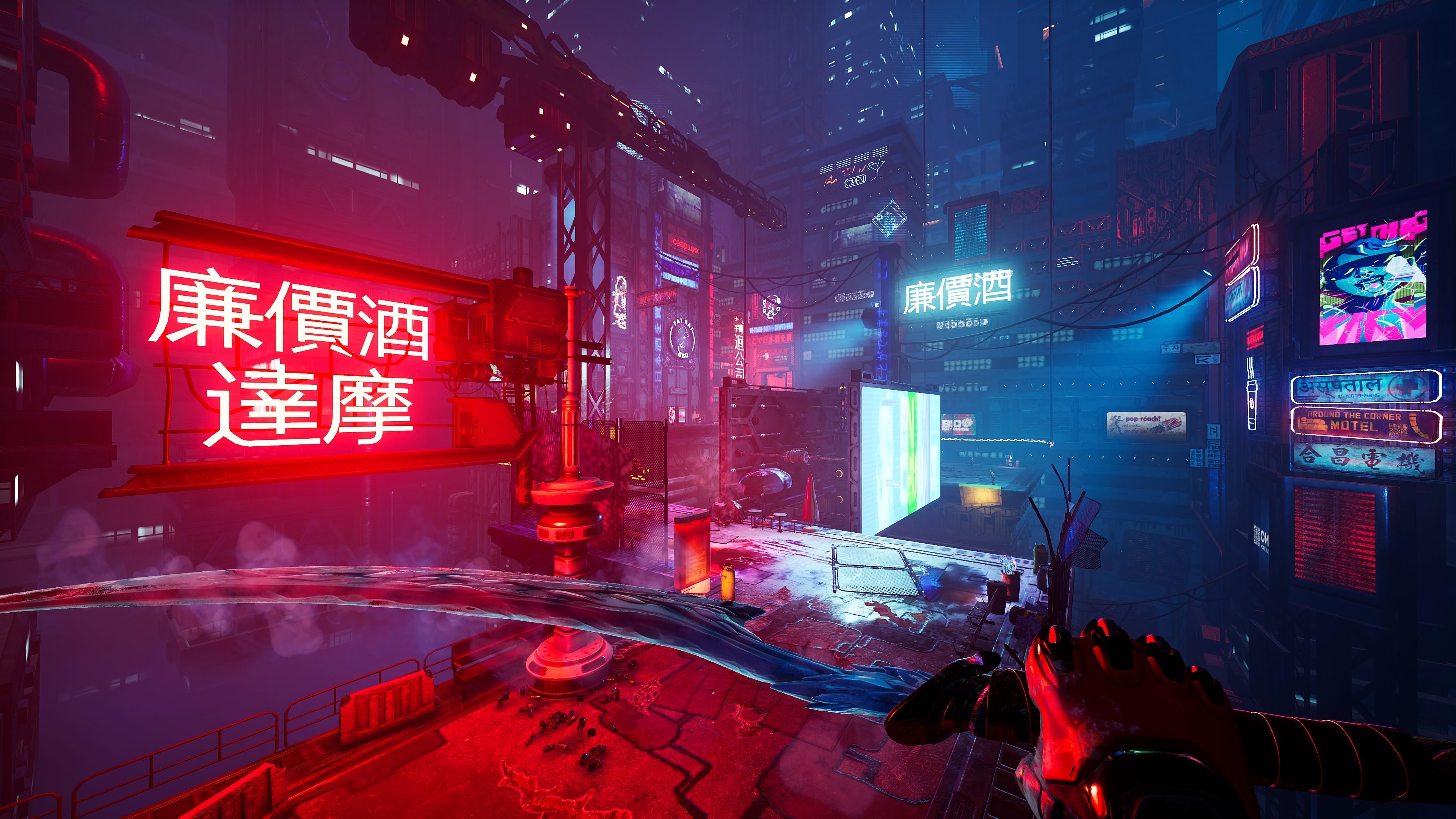 Скриншот №6 к Ghostrunner