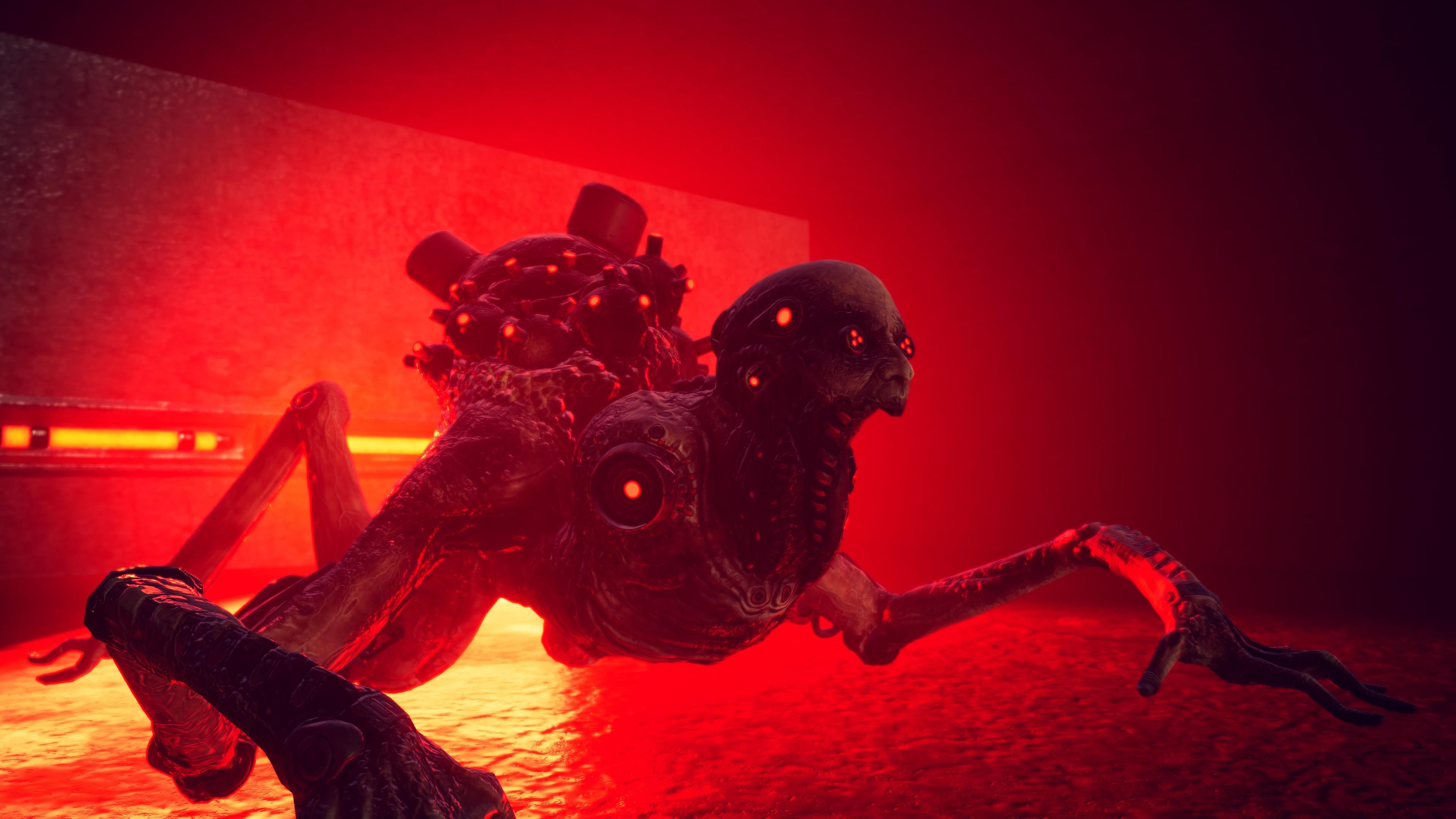 Скриншот №8 к Ghostrunner