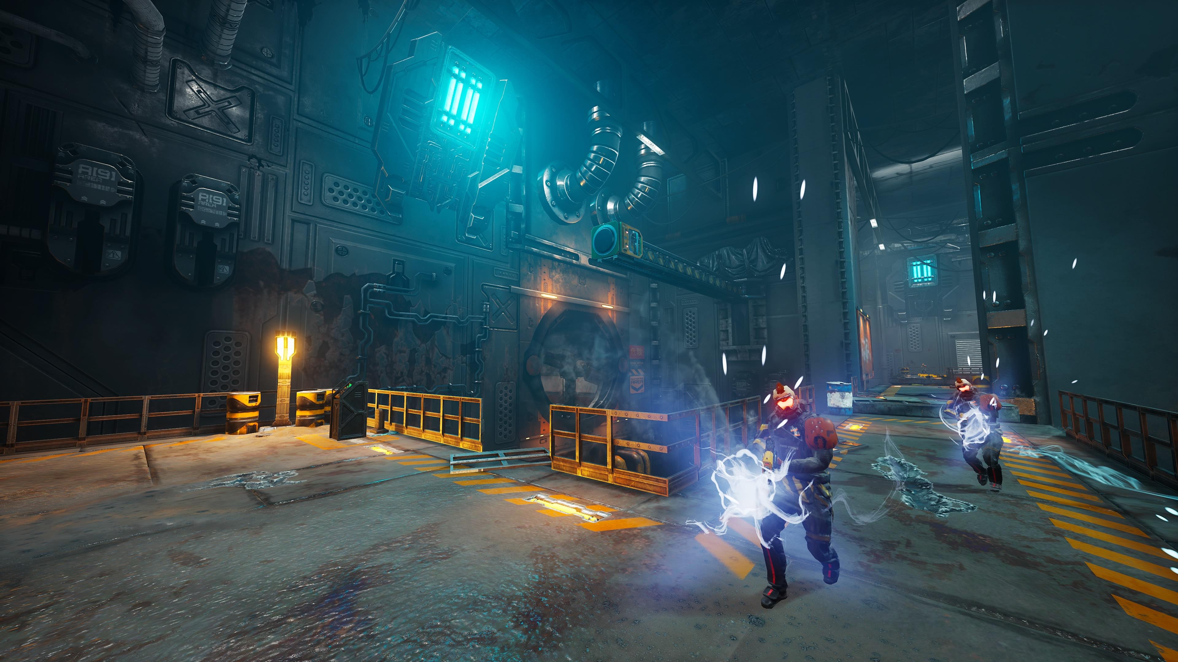 Скриншот №3 к Ghostrunner