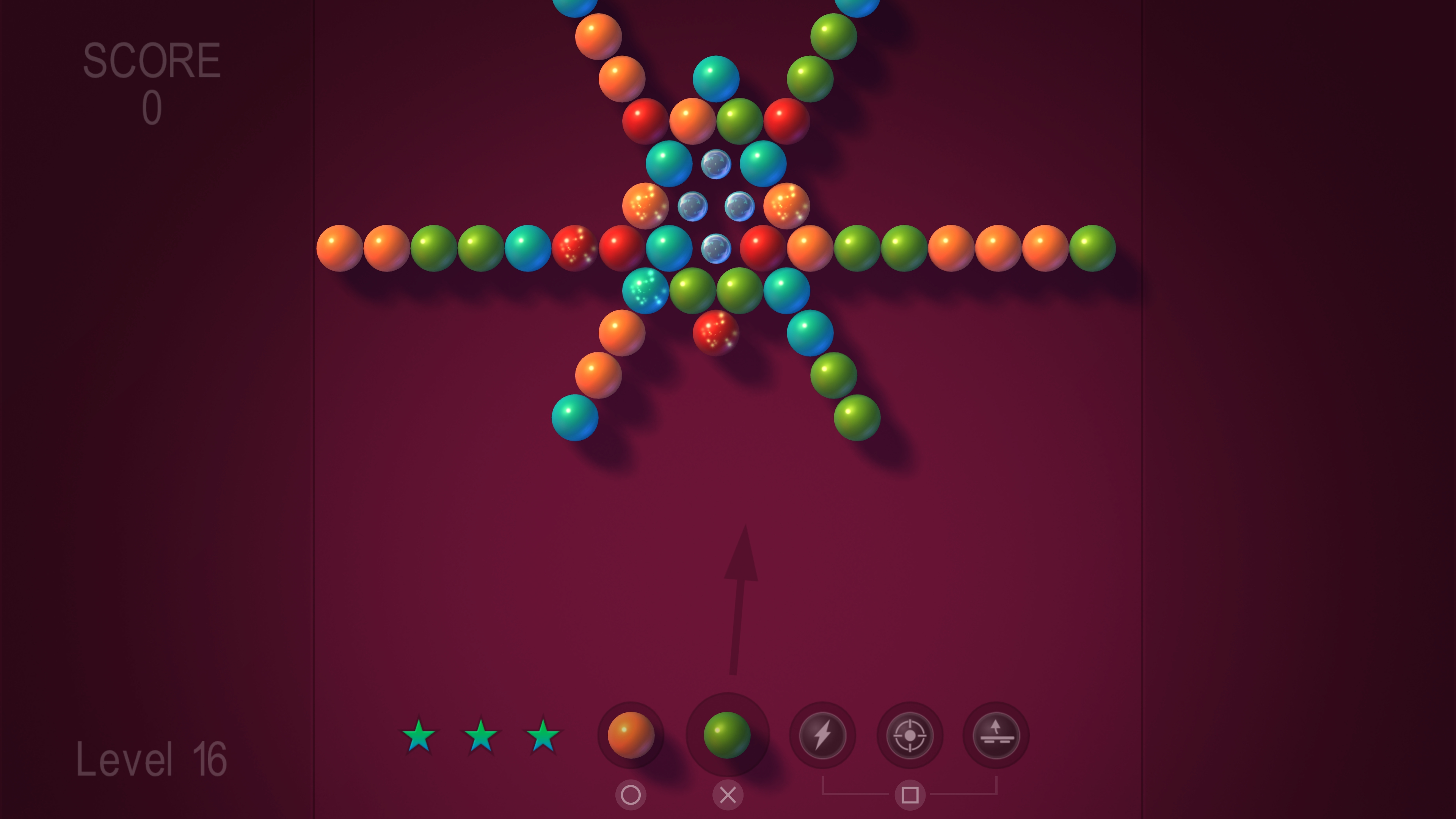 Скриншот №7 к Bubble Shooter FX