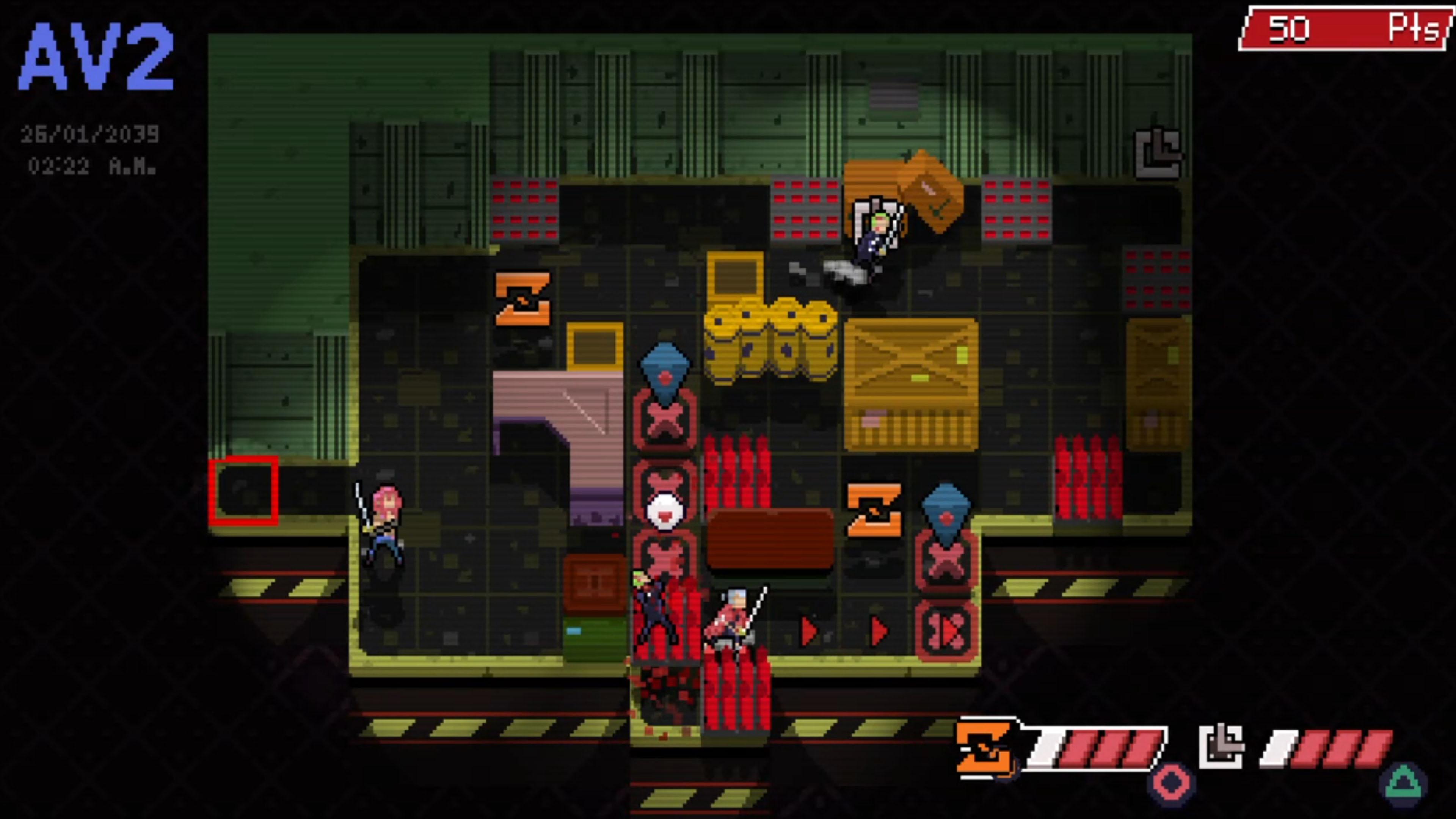 Скриншот №5 к Red Ronin