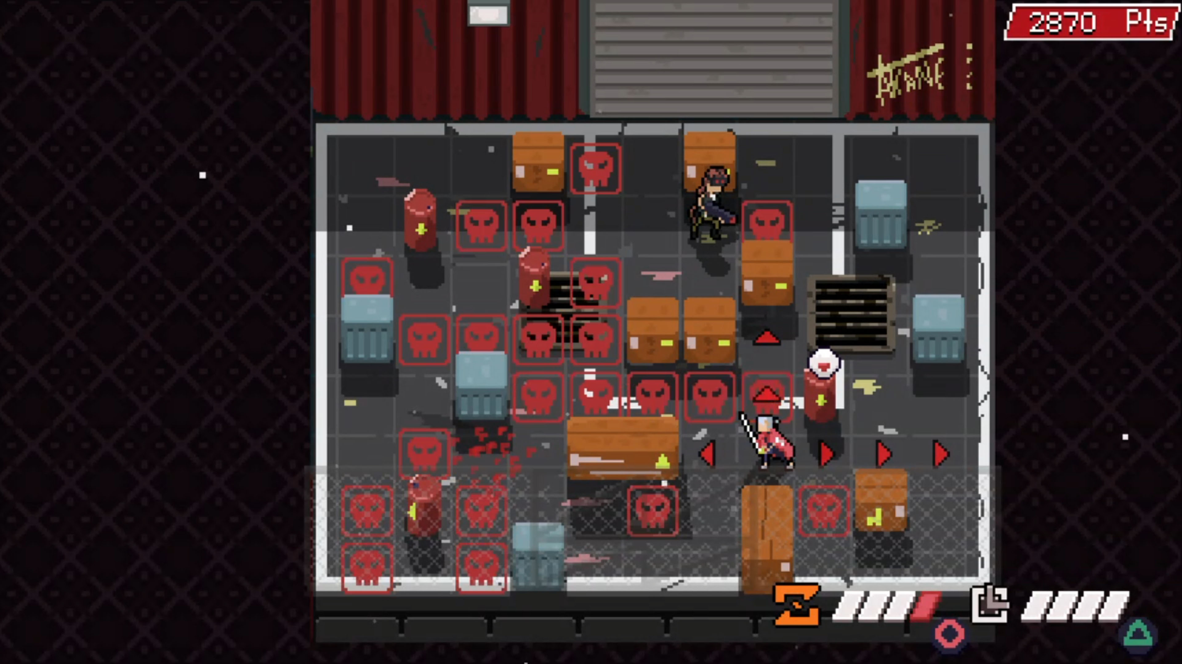 Скриншот №6 к Red Ronin