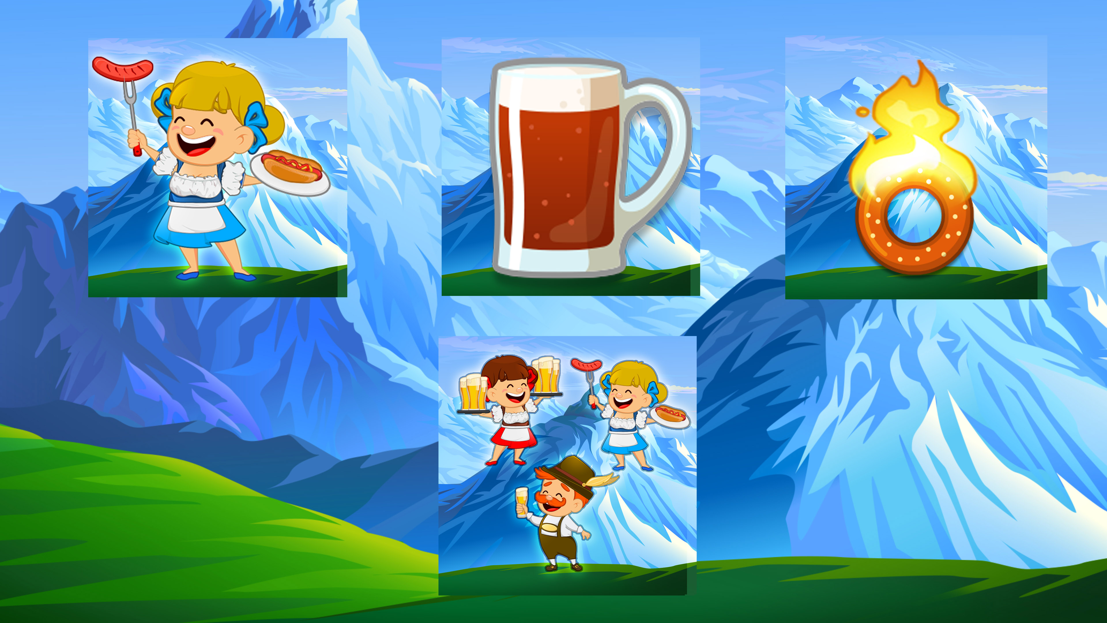 Скриншот №9 к Oktoberfest Break - Avatar Full Game Bundle