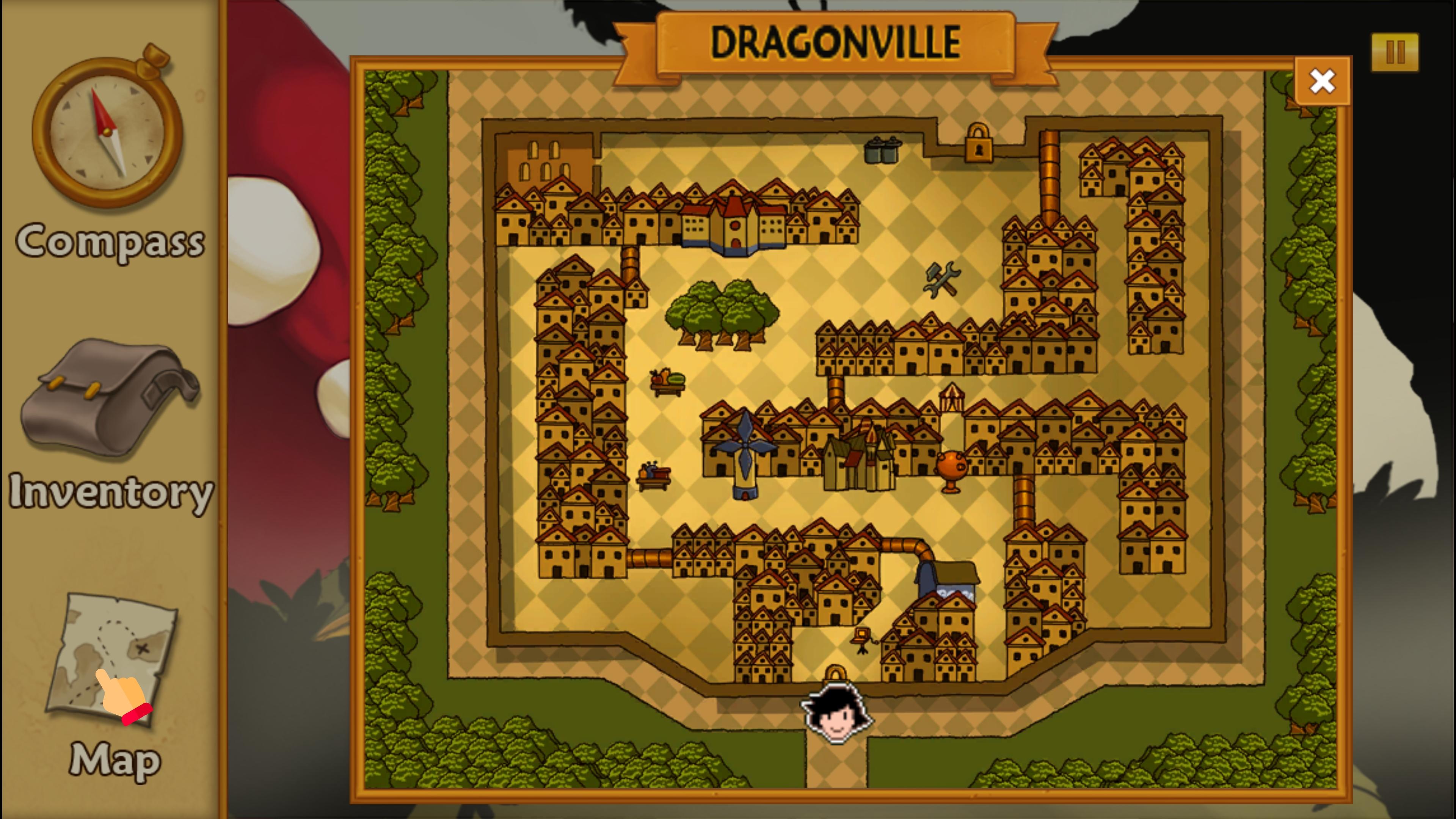 Скриншот №10 к Mays Mysteries The Secret of Dragonville