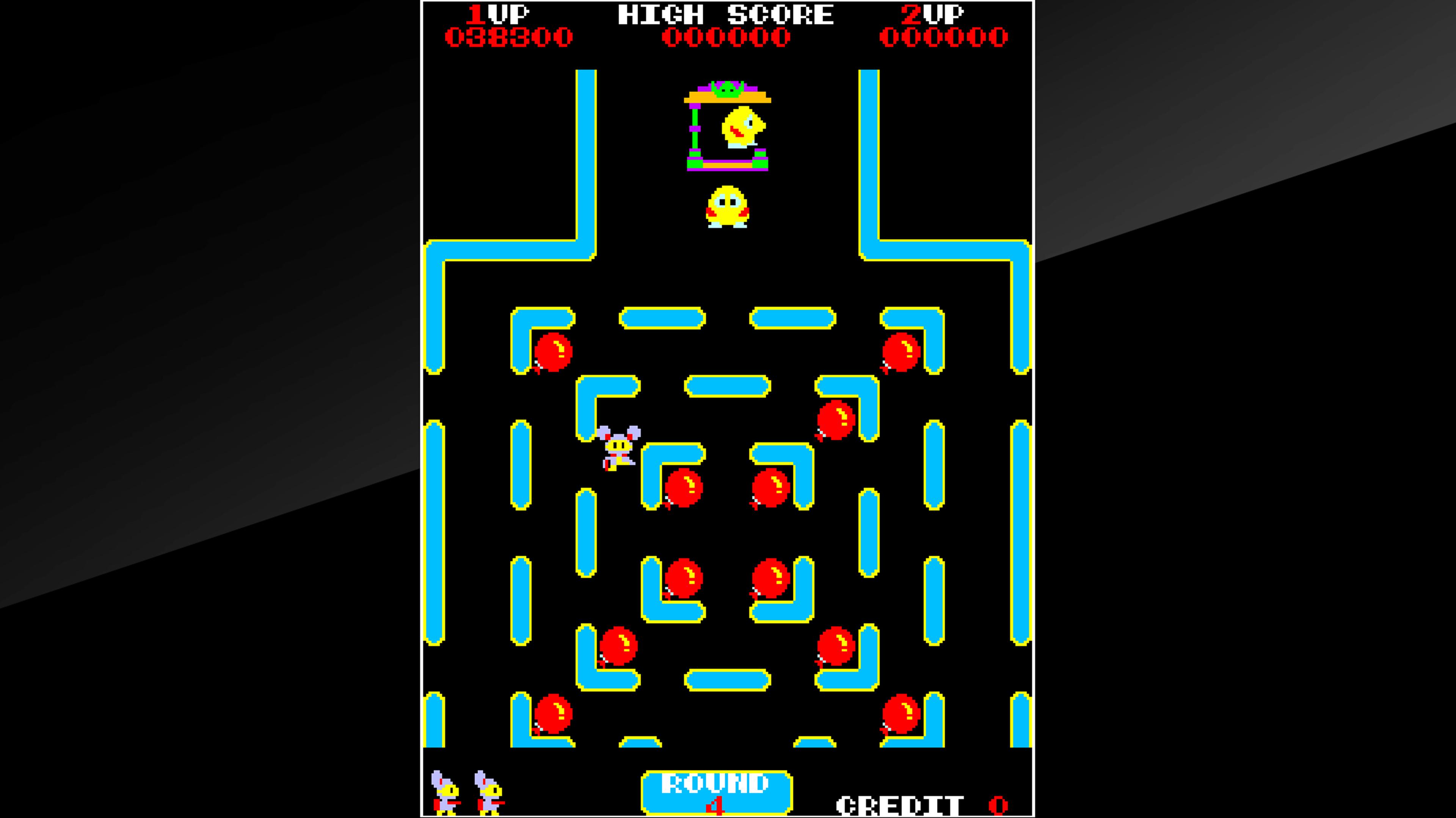 Скриншот №9 к Arcade Archives POP FLAMER