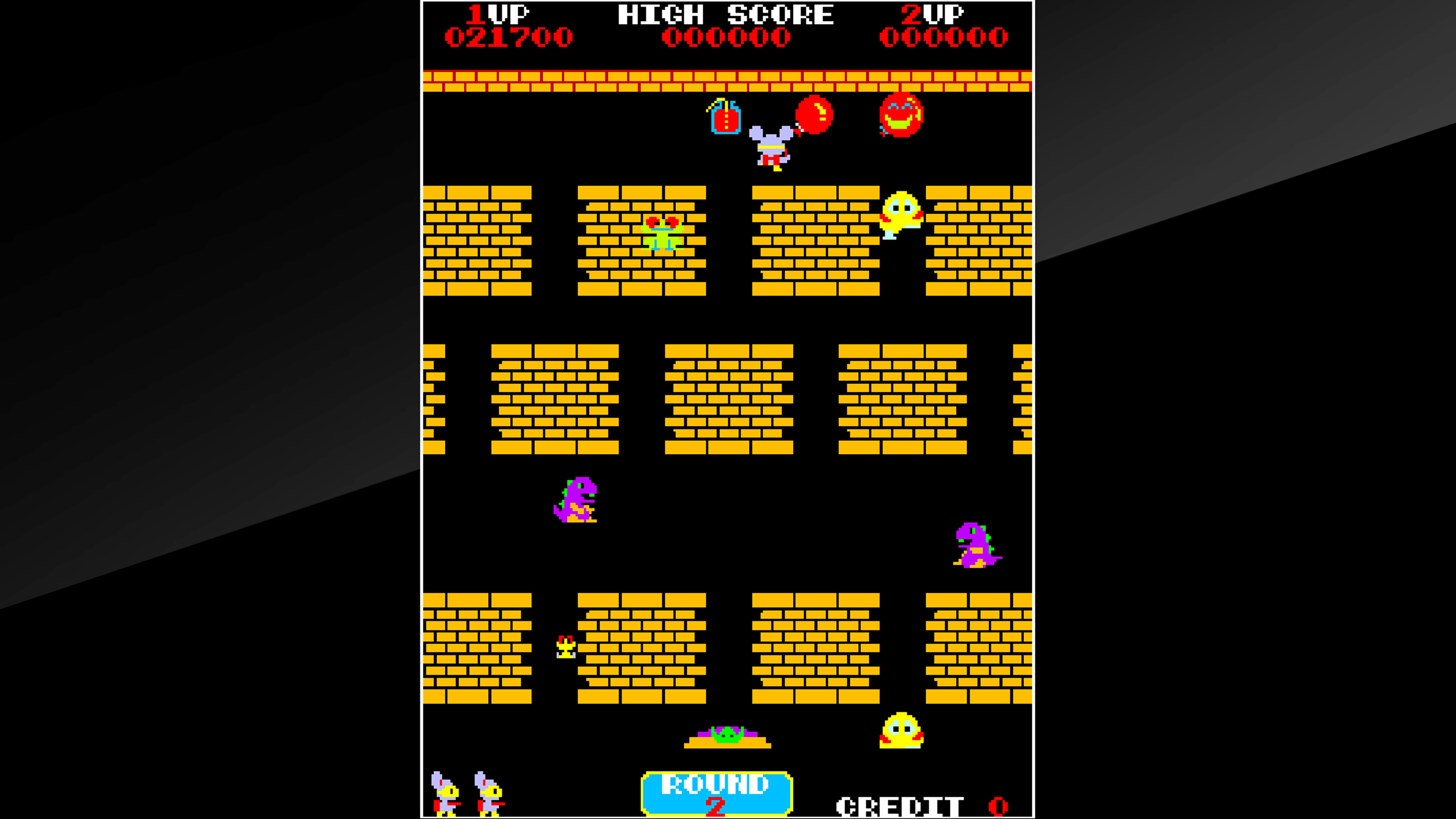 Скриншот №6 к Arcade Archives POP FLAMER