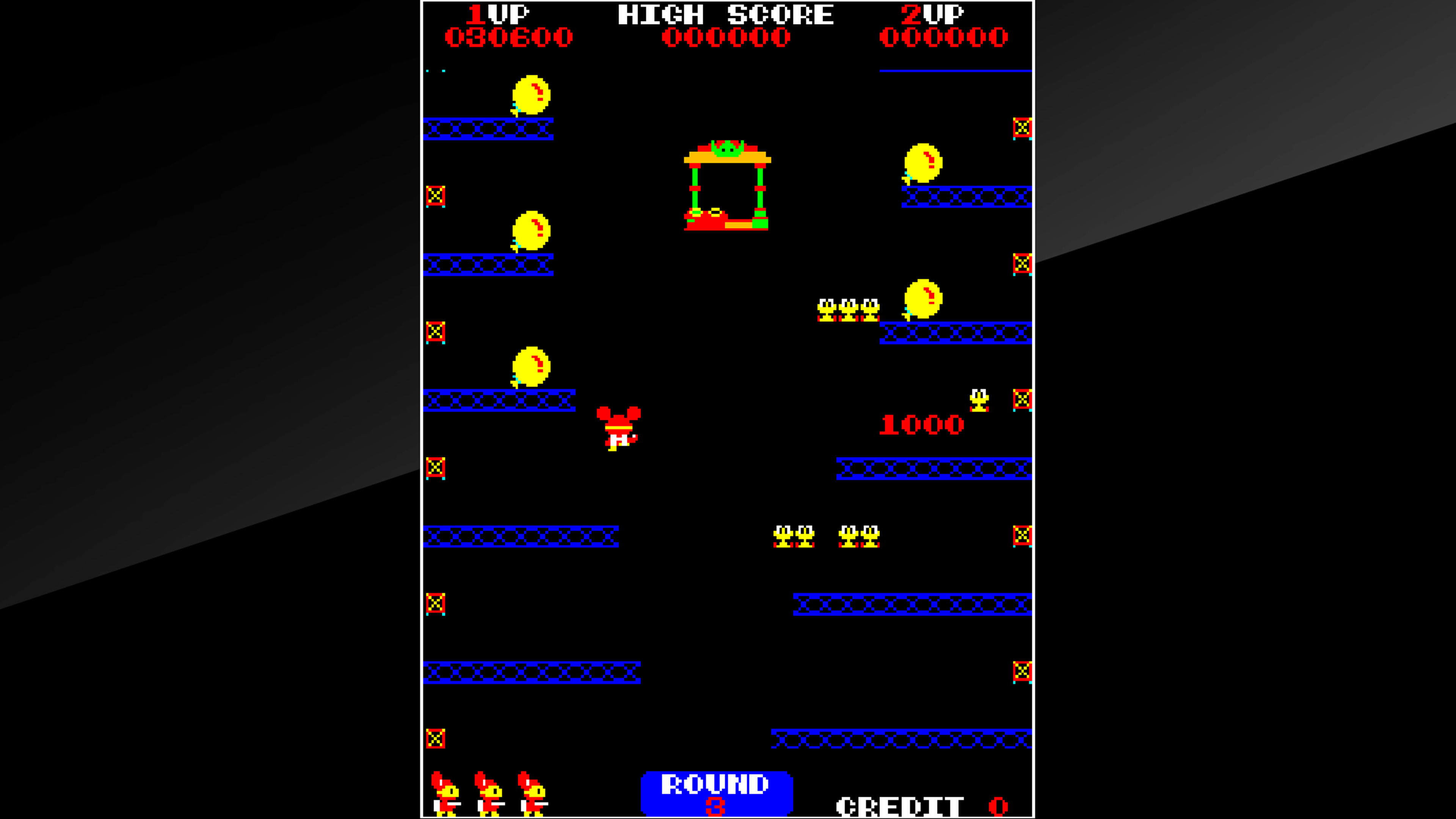 Скриншот №8 к Arcade Archives POP FLAMER