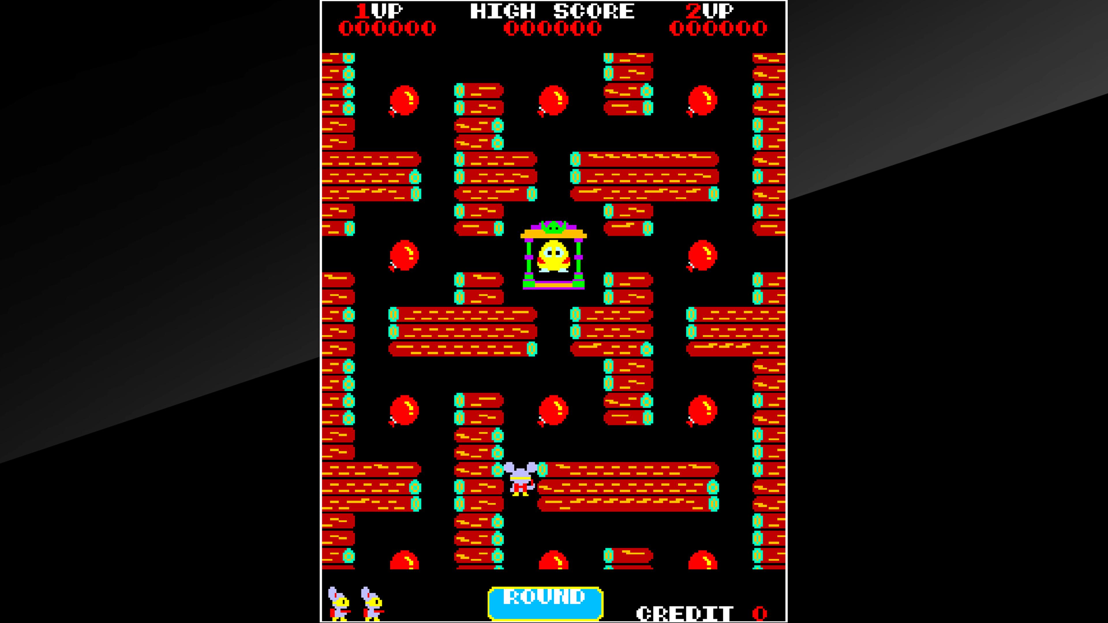 Скриншот №1 к Arcade Archives POP FLAMER