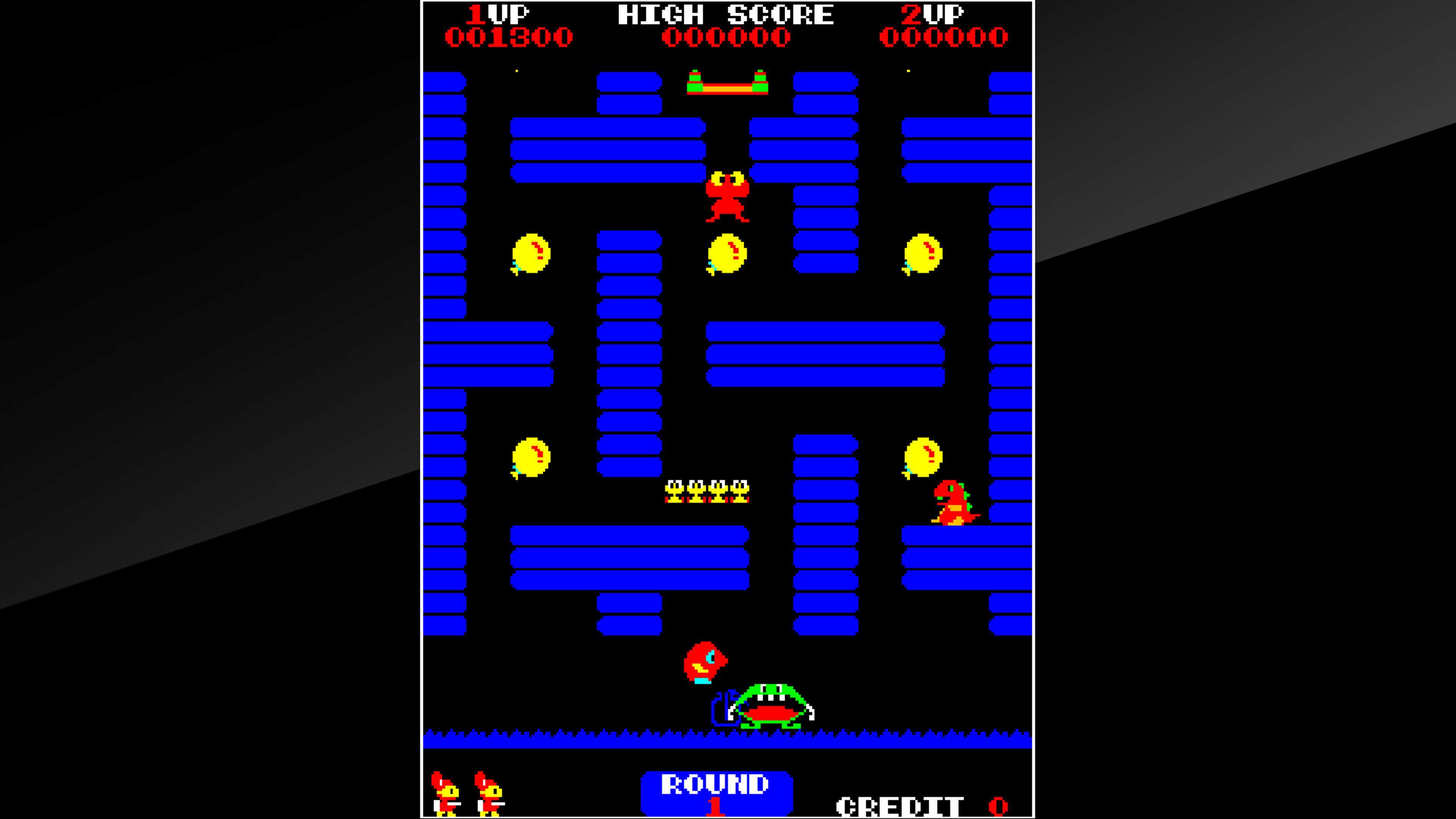 Скриншот №3 к Arcade Archives POP FLAMER