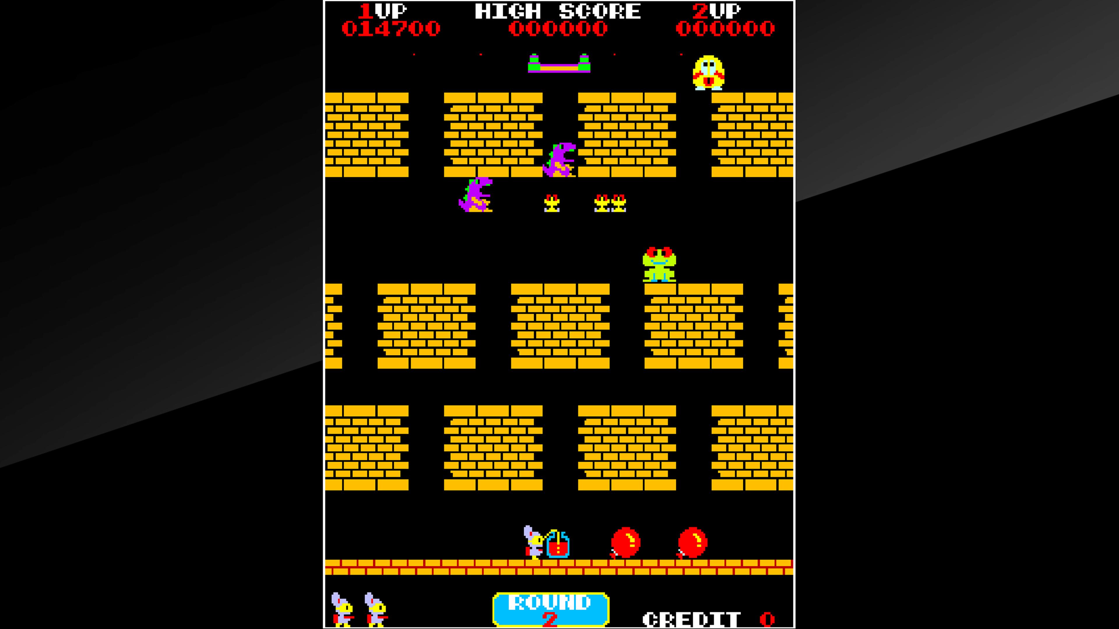 Скриншот №5 к Arcade Archives POP FLAMER