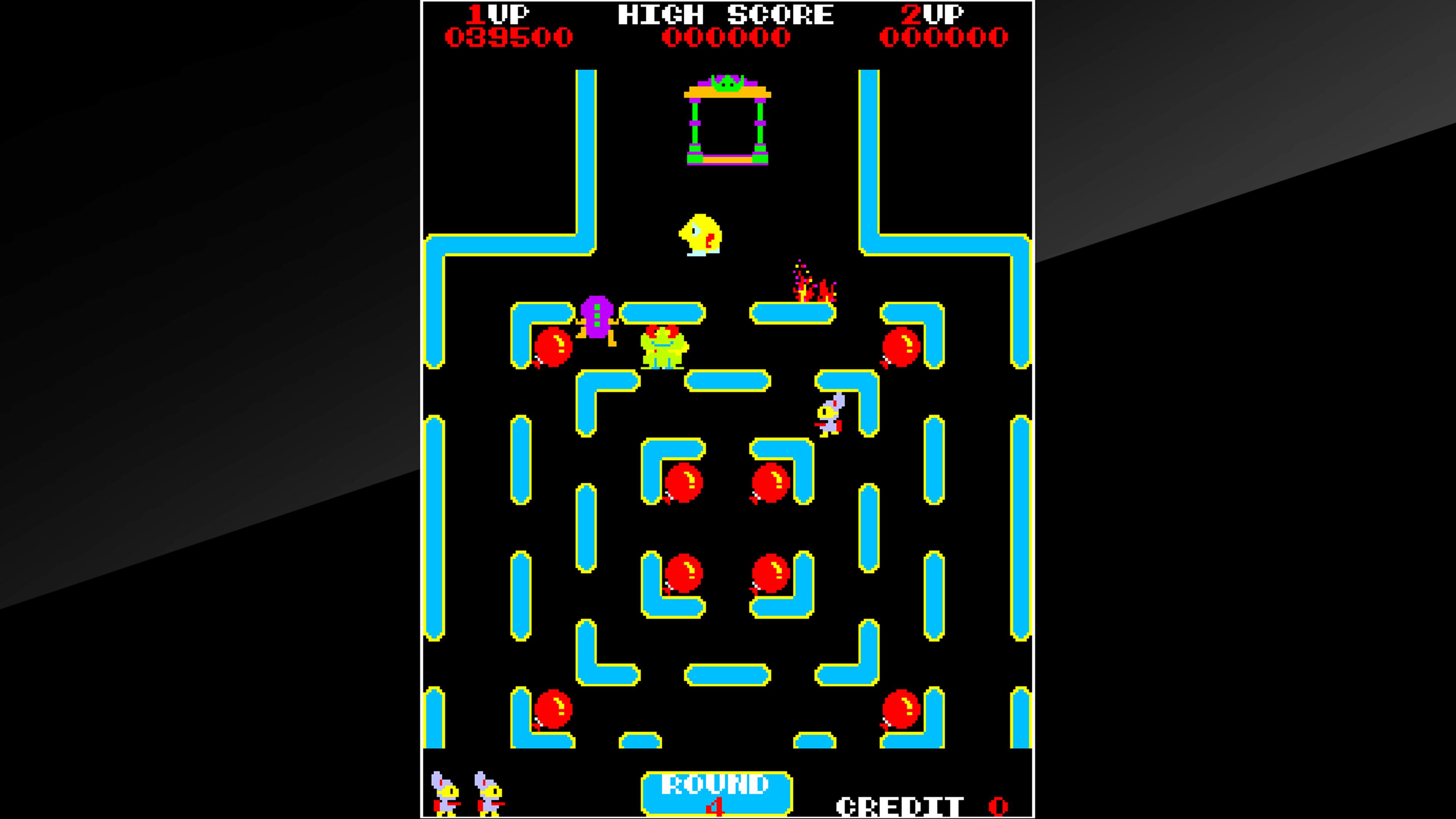 Скриншот №10 к Arcade Archives POP FLAMER