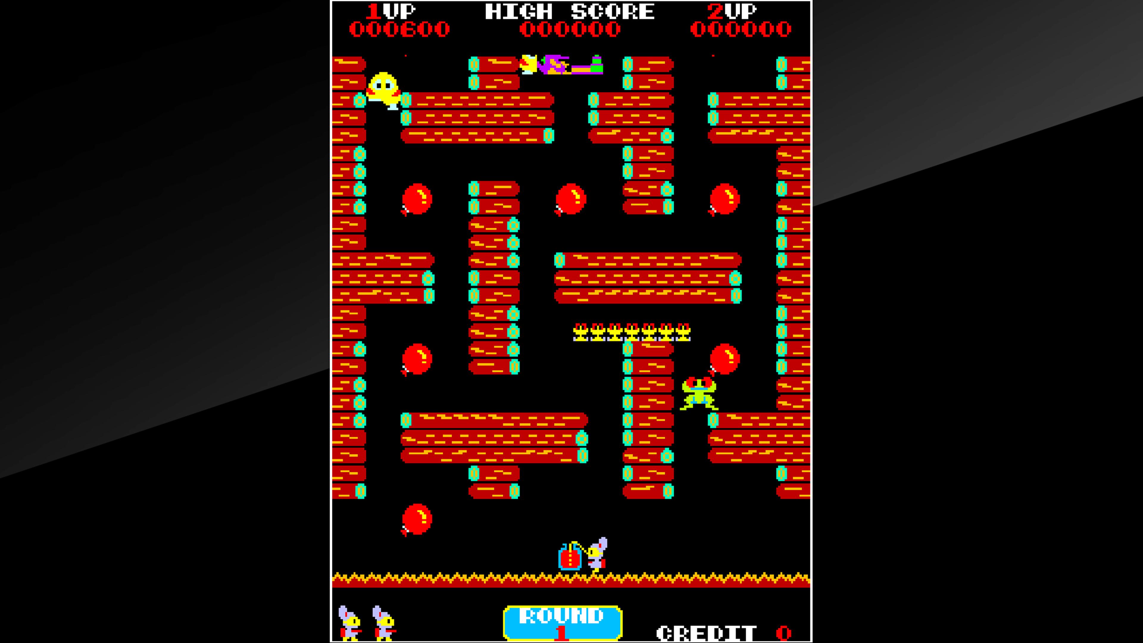 Скриншот №2 к Arcade Archives POP FLAMER