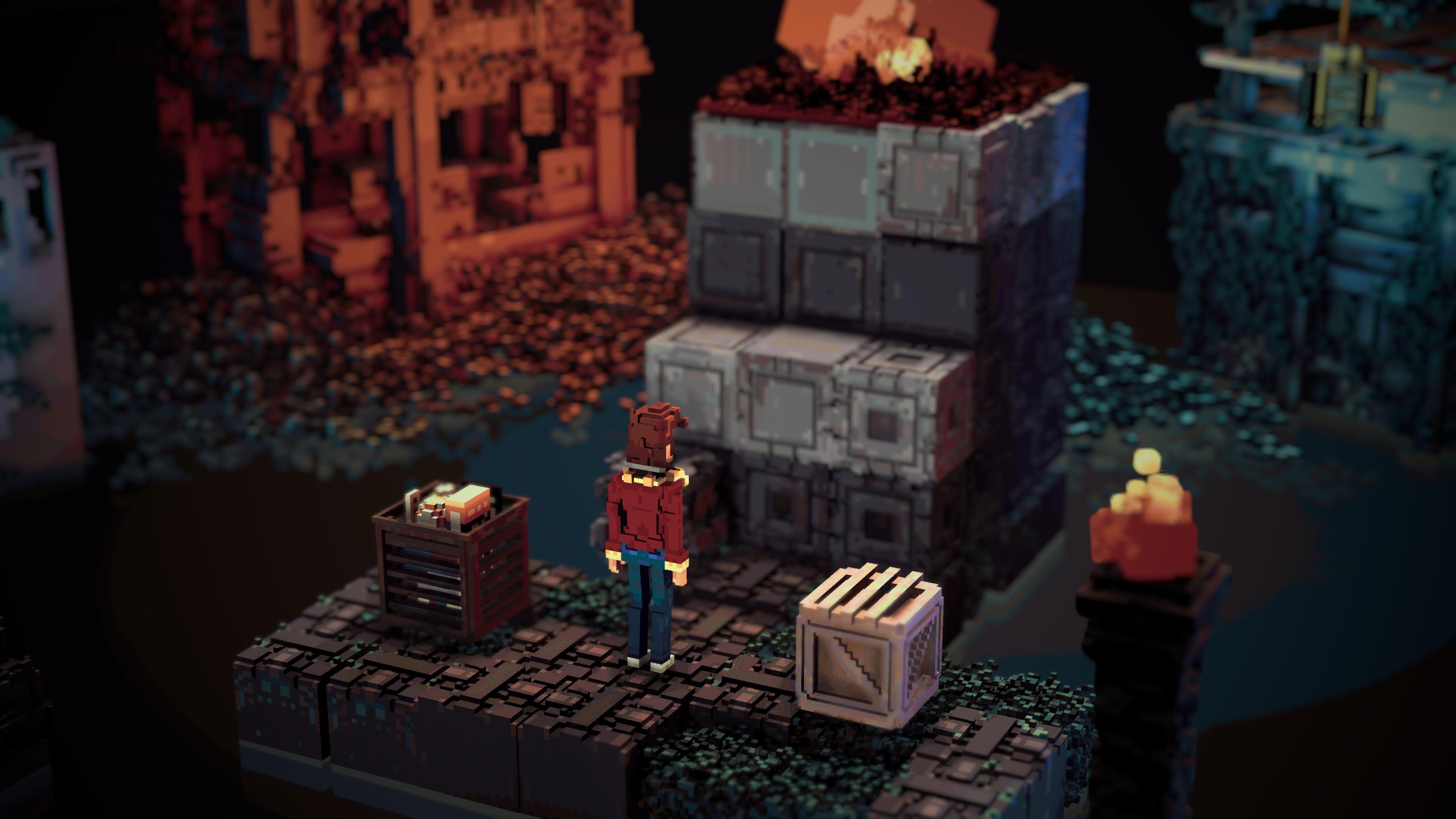 Скриншот №3 к Bonfire Peaks
