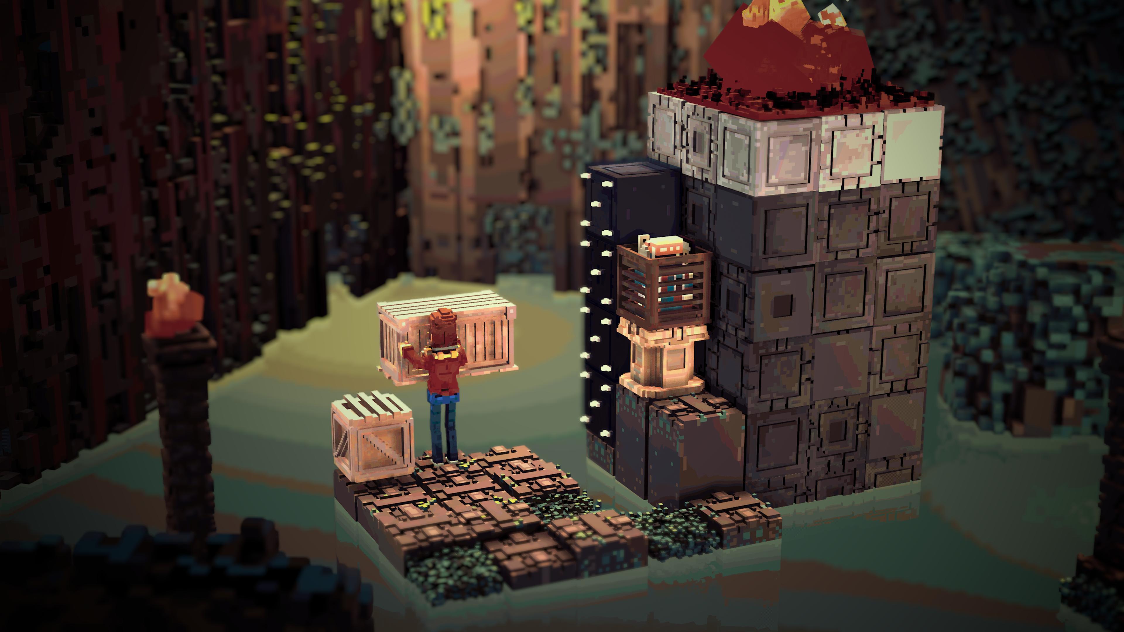Скриншот №7 к Bonfire Peaks