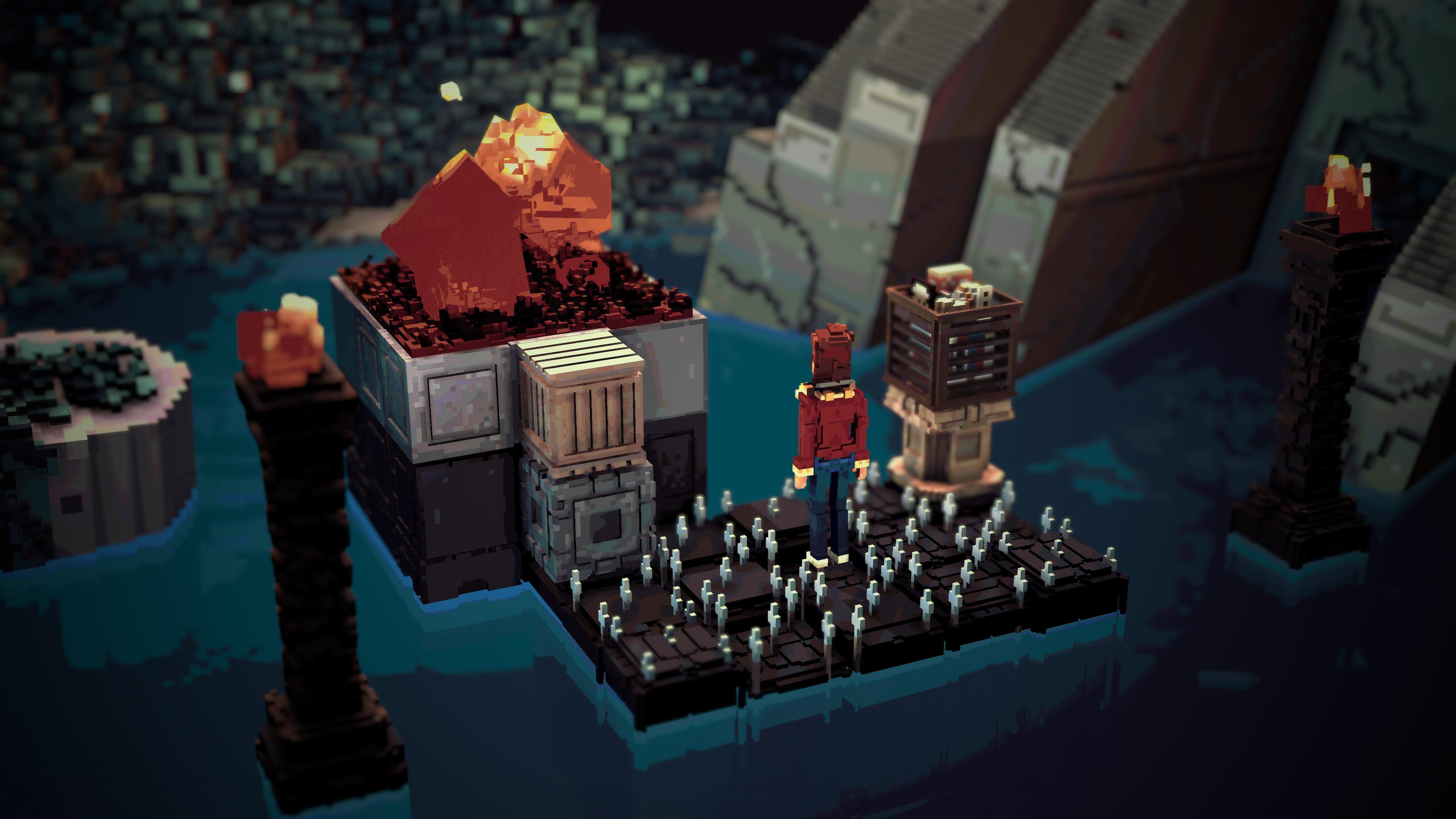 Скриншот №8 к Bonfire Peaks
