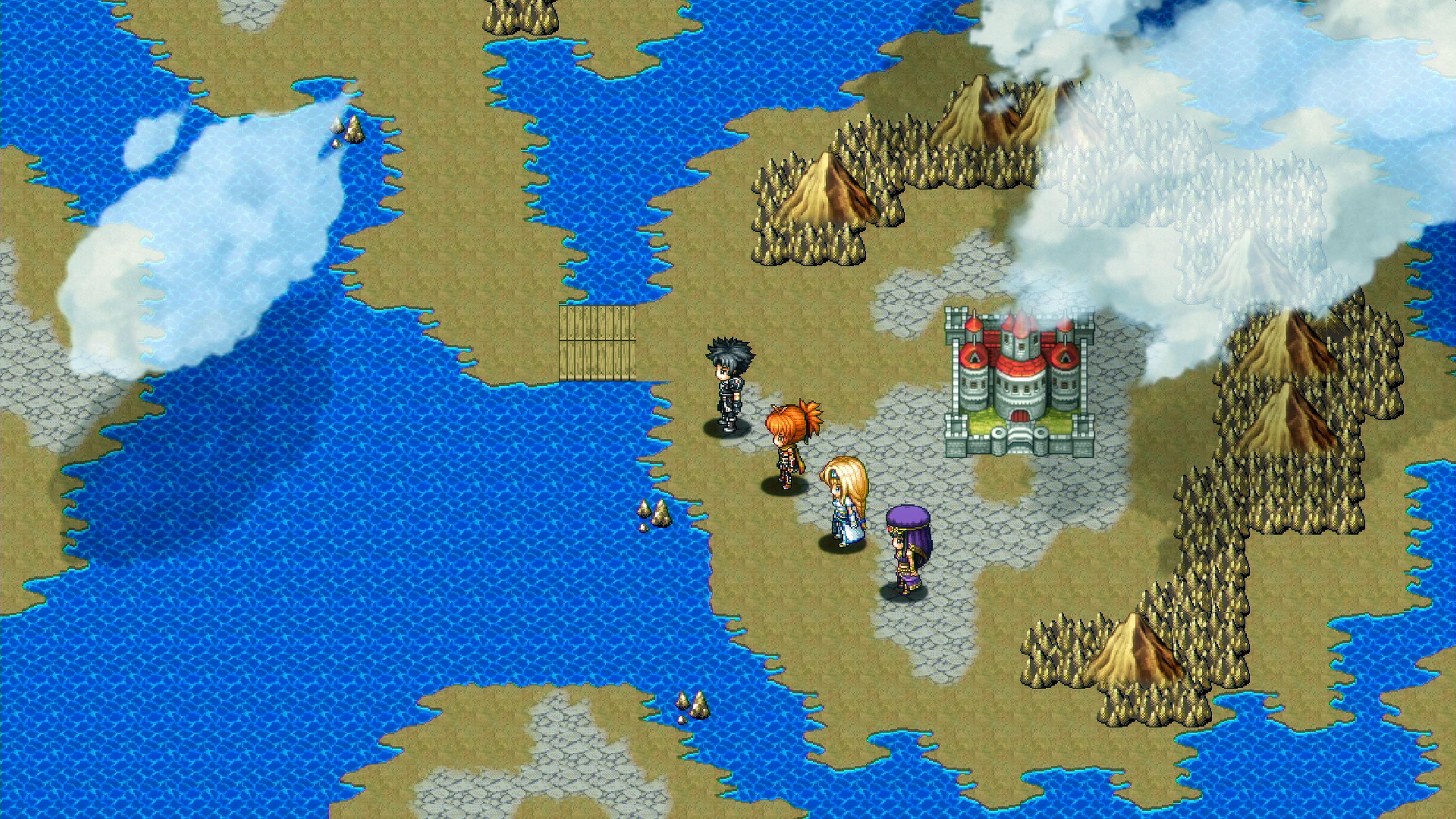 Скриншот №9 к Asdivine Saga