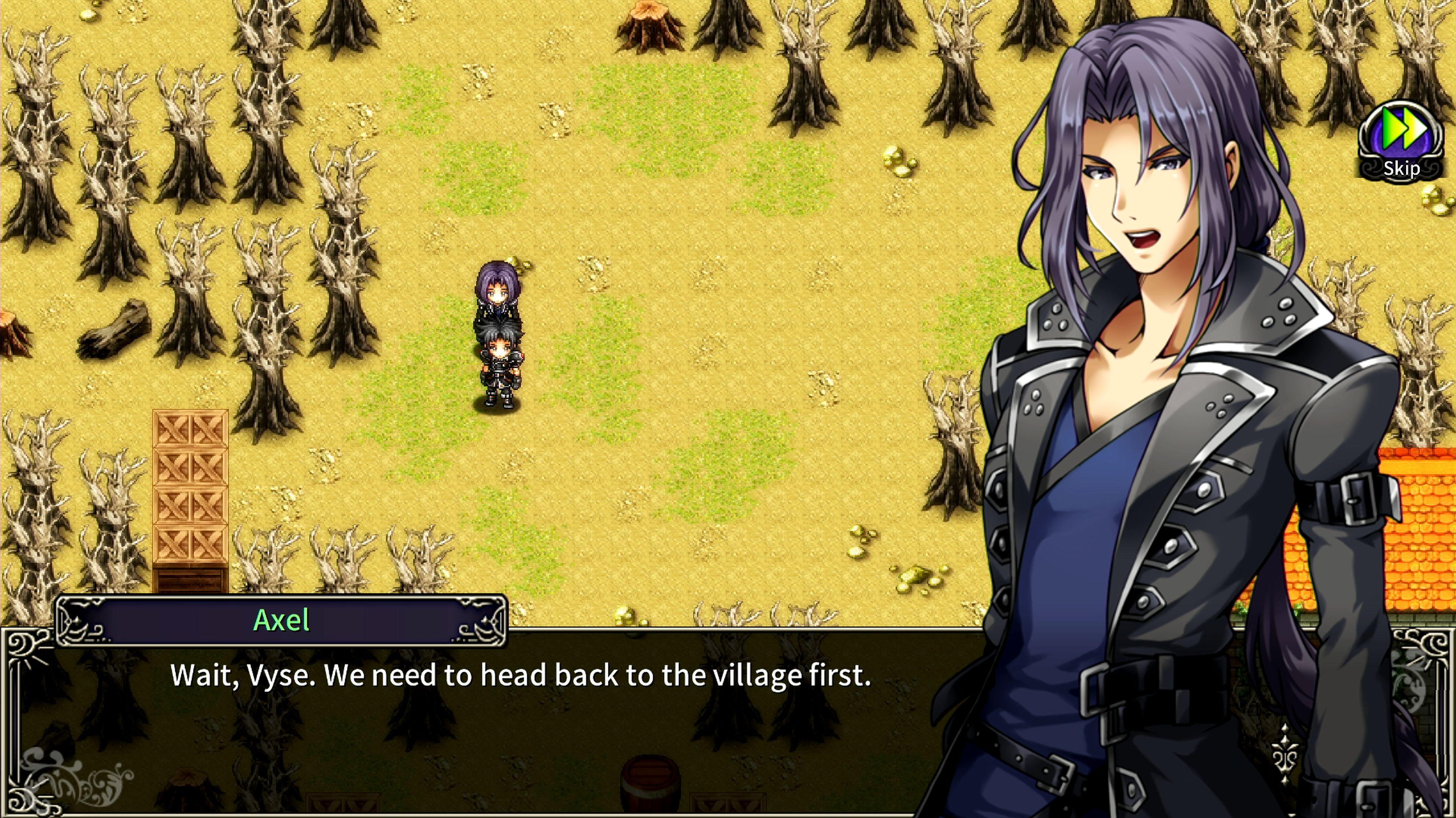 Скриншот №7 к Asdivine Saga
