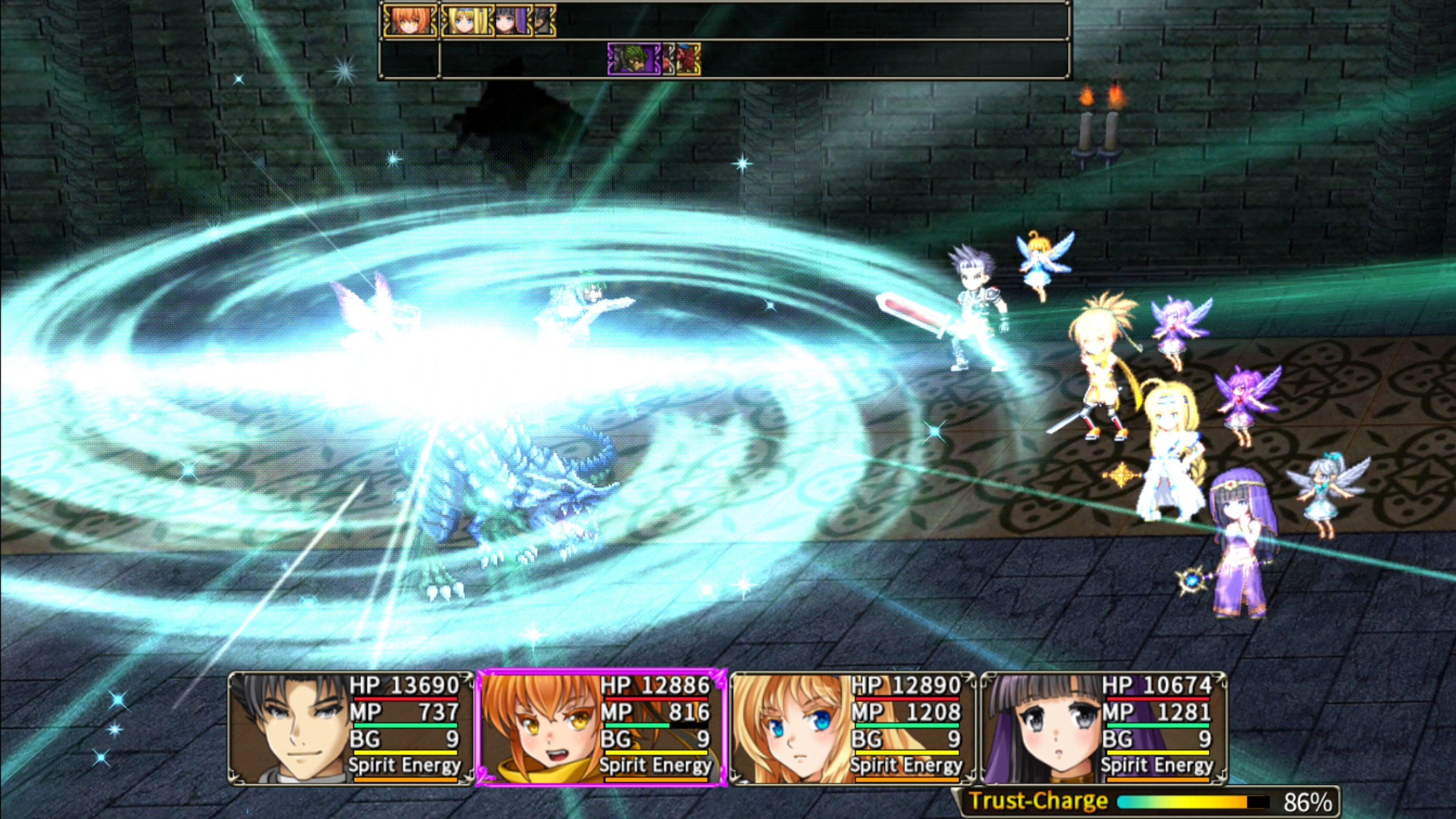 Скриншот №6 к Asdivine Saga