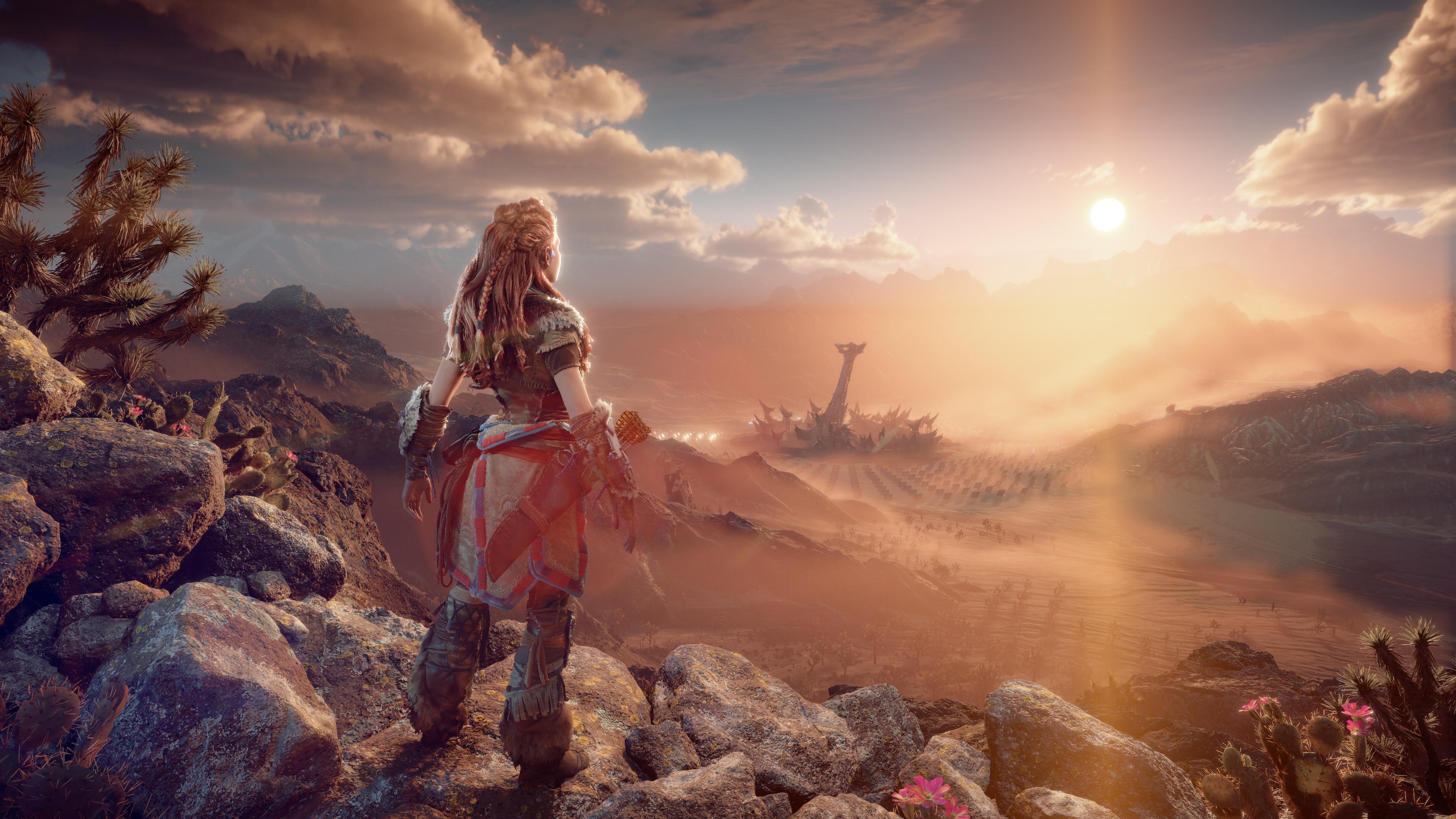 Скриншот №9 к Horizon Запретный Запад
