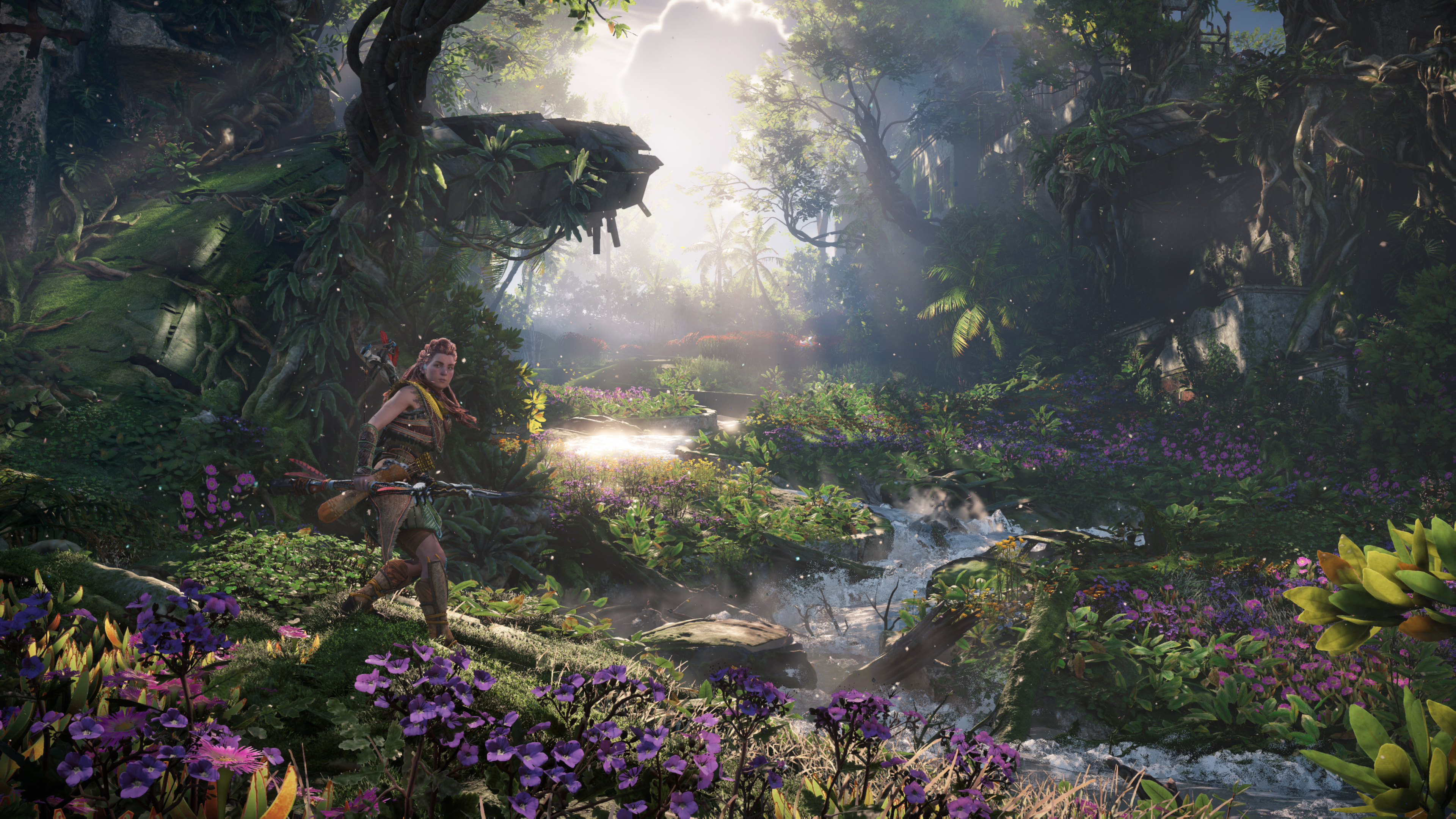 Скриншот №3 к Horizon Запретный Запад