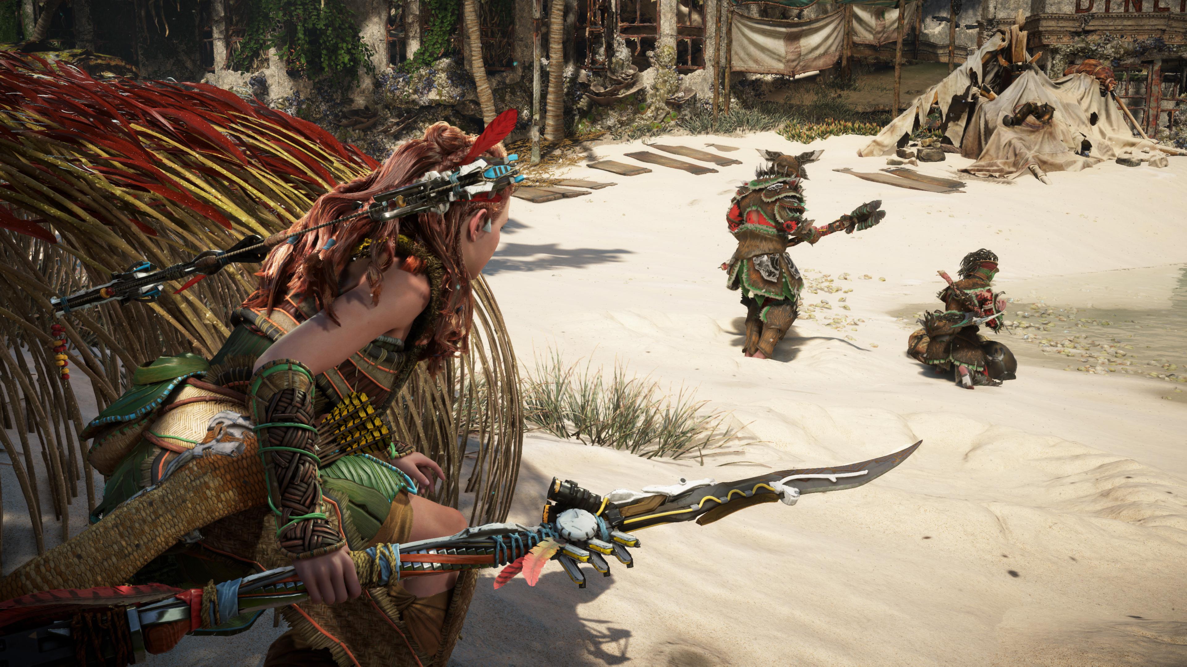 Скриншот №5 к Horizon Запретный Запад