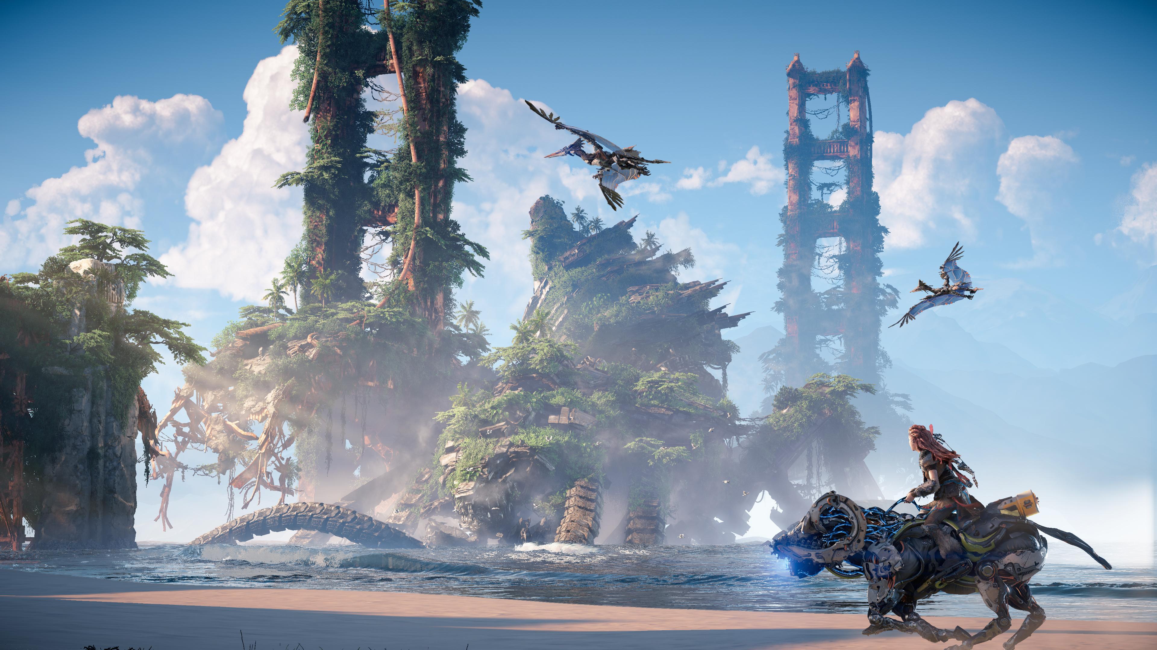 Скриншот №7 к Horizon Запретный Запад