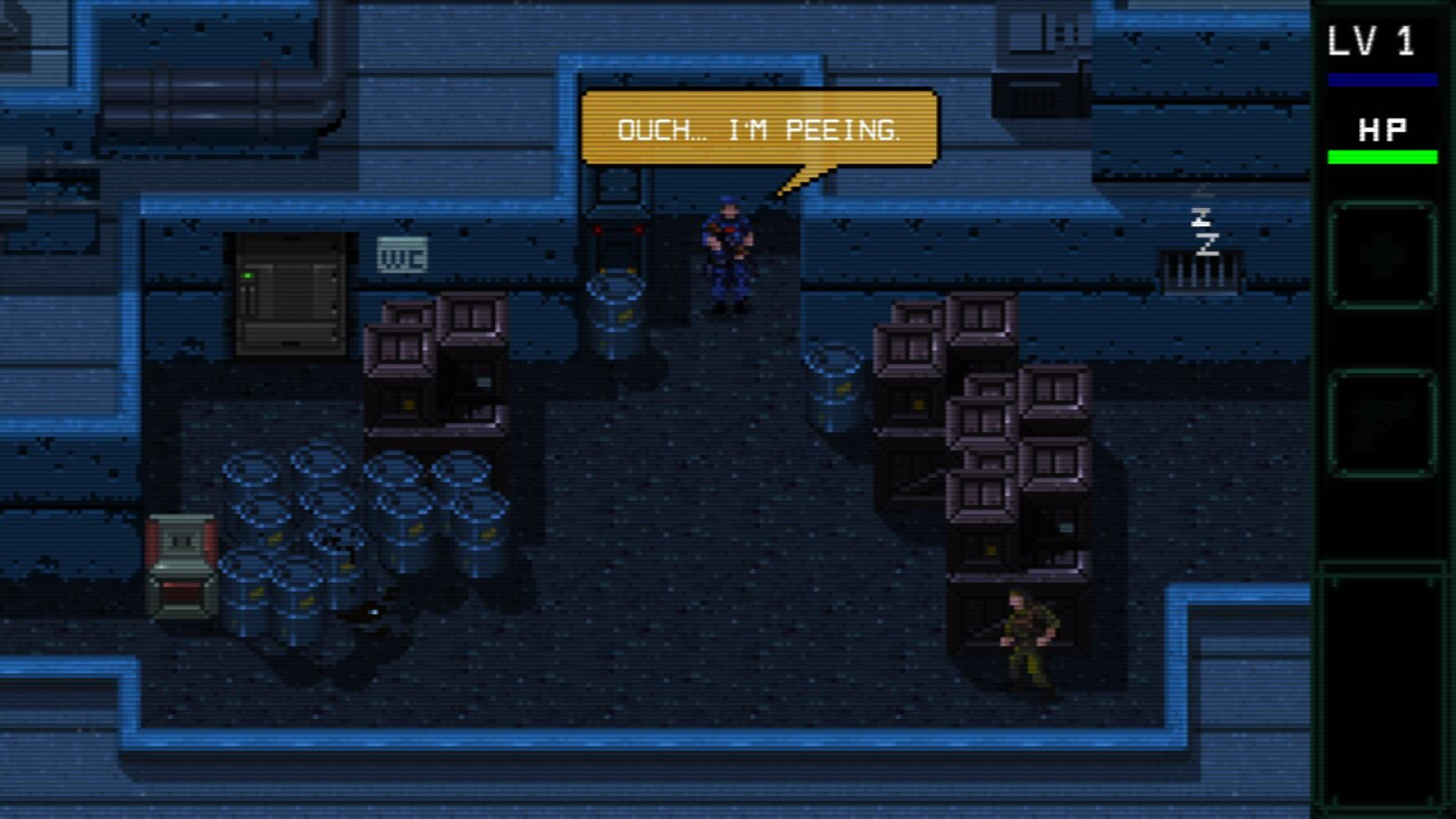 Скриншот №1 к UnMetal